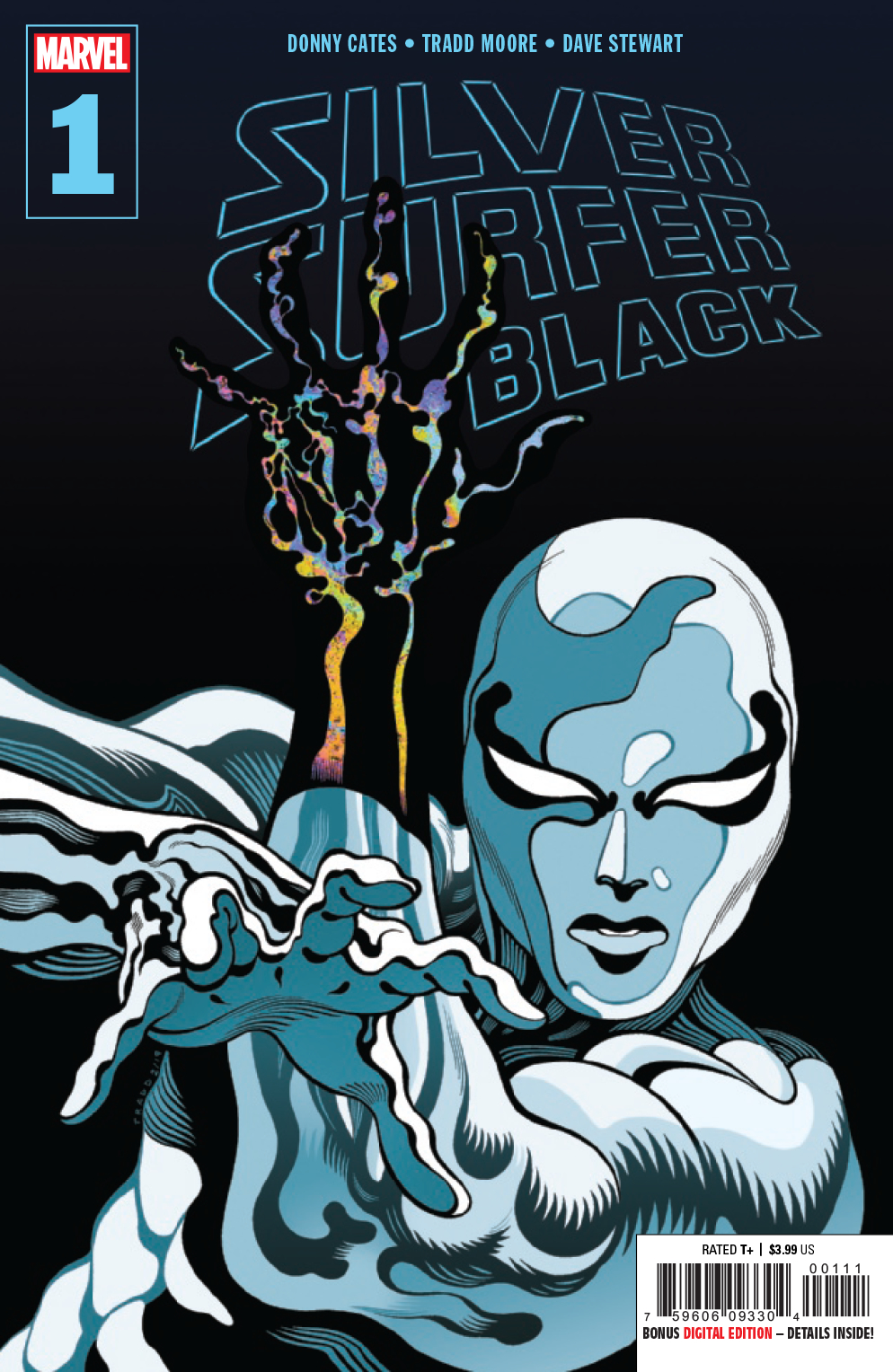 Image result for silver surfer black 1