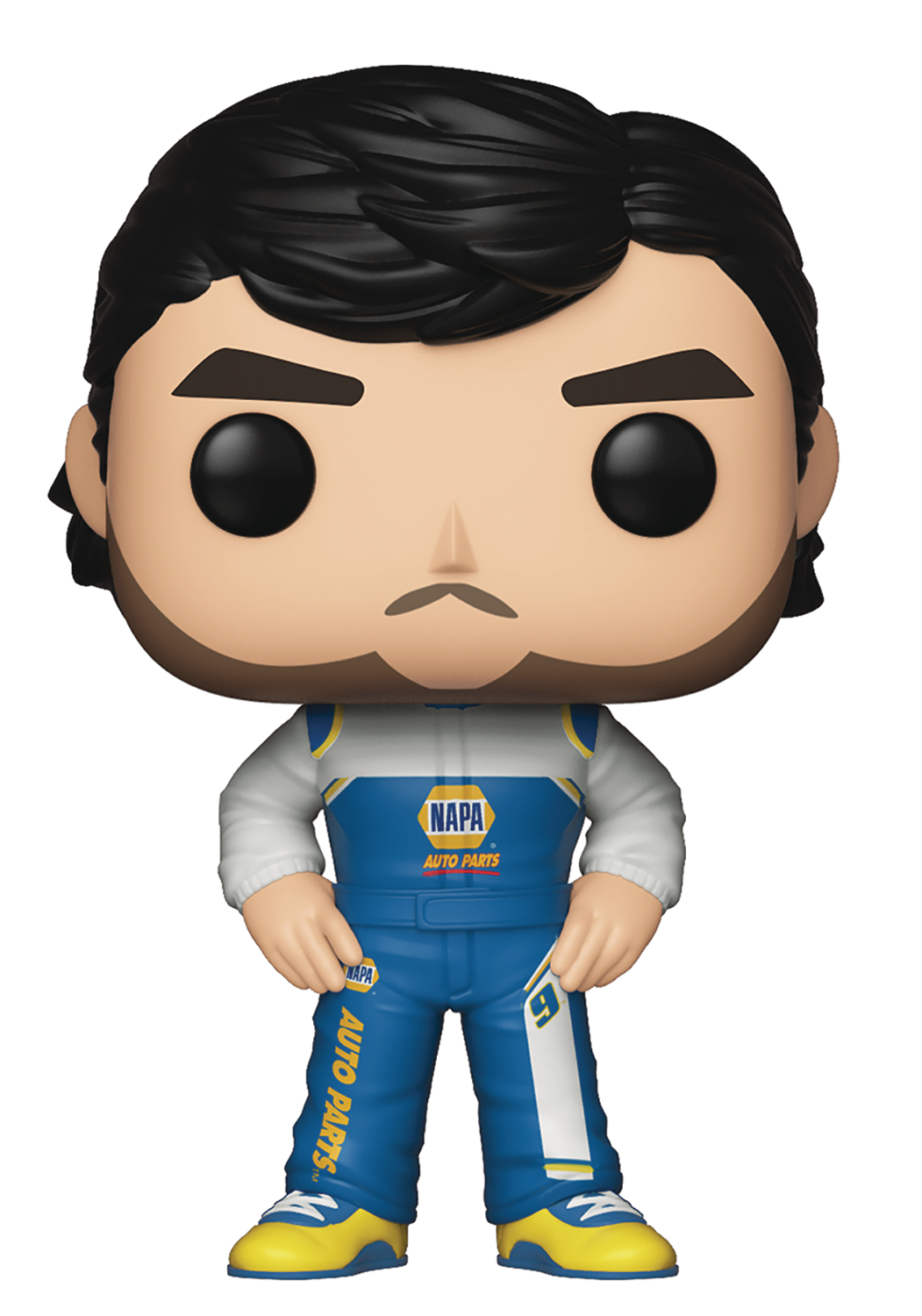 POP NASCAR CHASE ELLIOT VINYL FIG