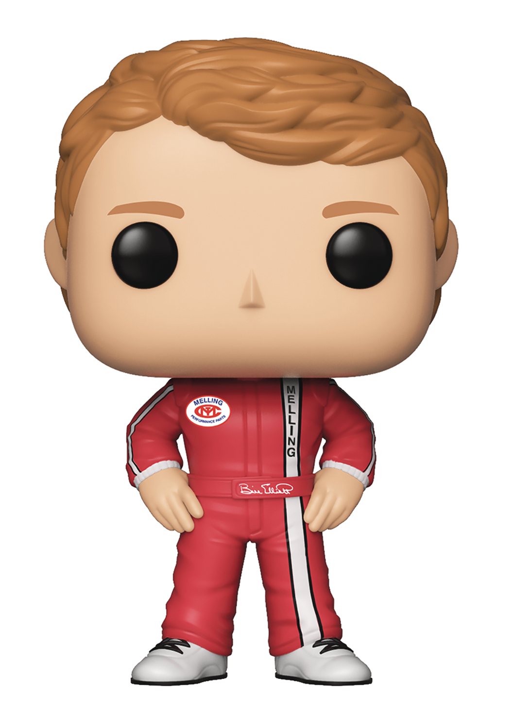 POP NASCAR BILL ELLIOTT VINYL FIG