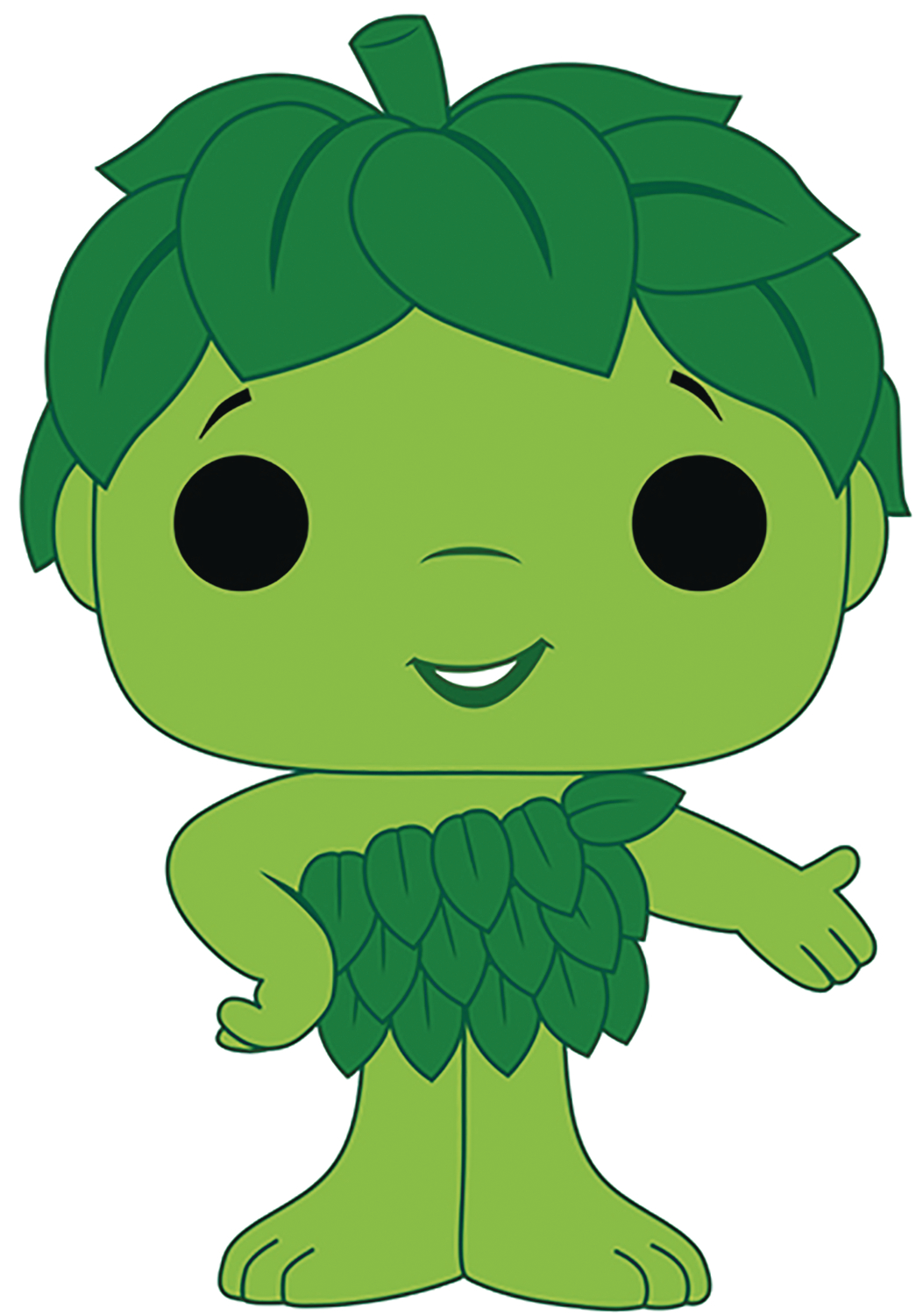 POP AD ICONS GREEN GIANT SPROUT VINYL FIGURE