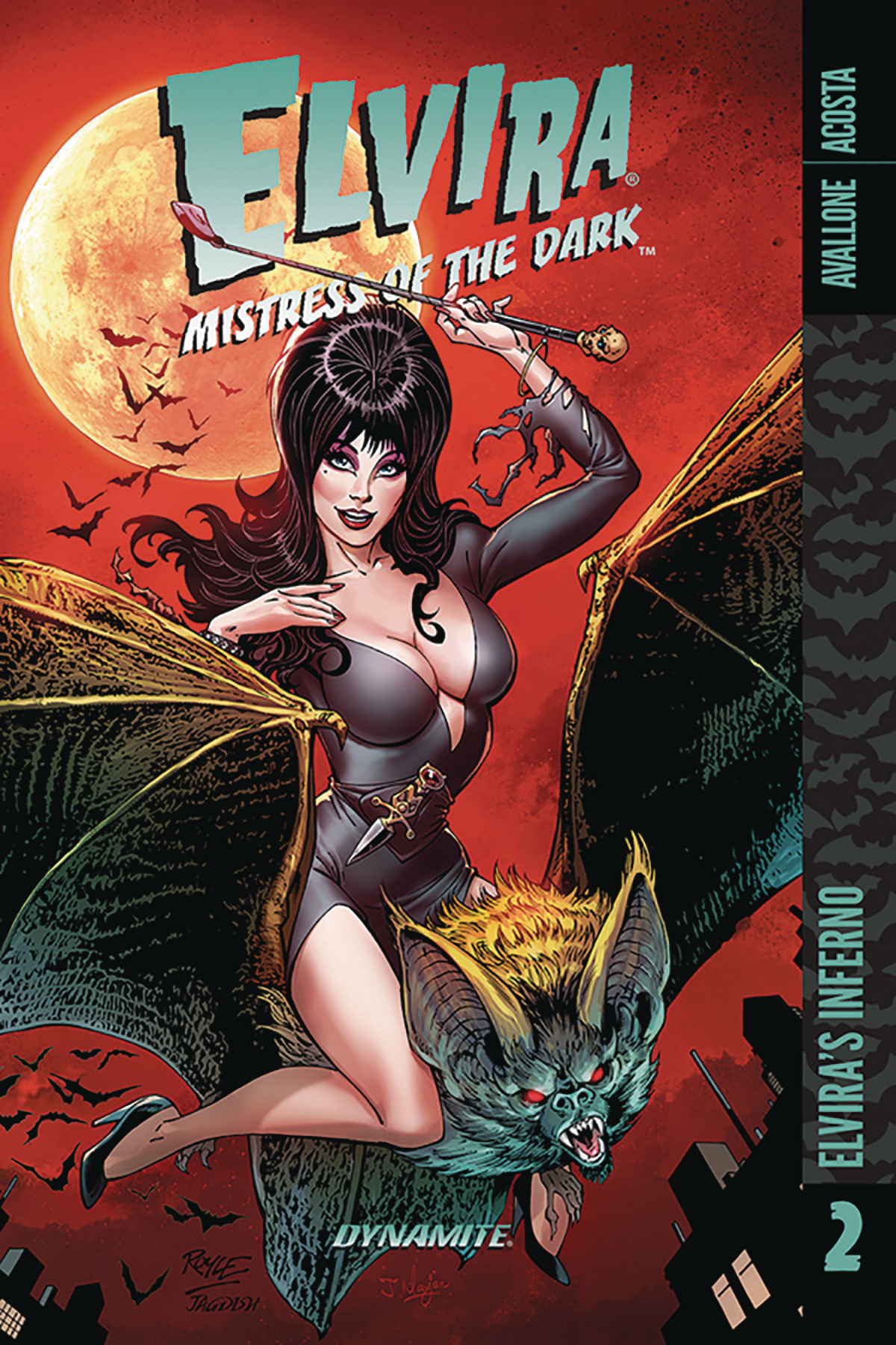 ELVIRA MISTRESS OF DARK TP VOL 02