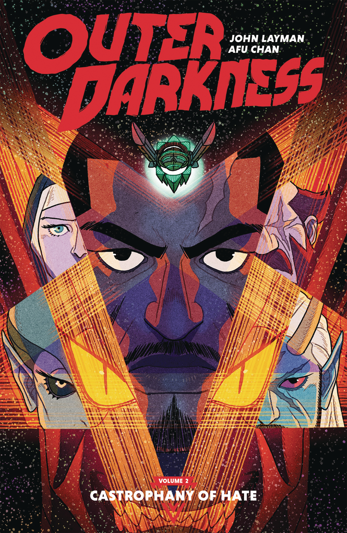 OUTER DARKNESS TP VOL 02 (OCT190115) (MR)