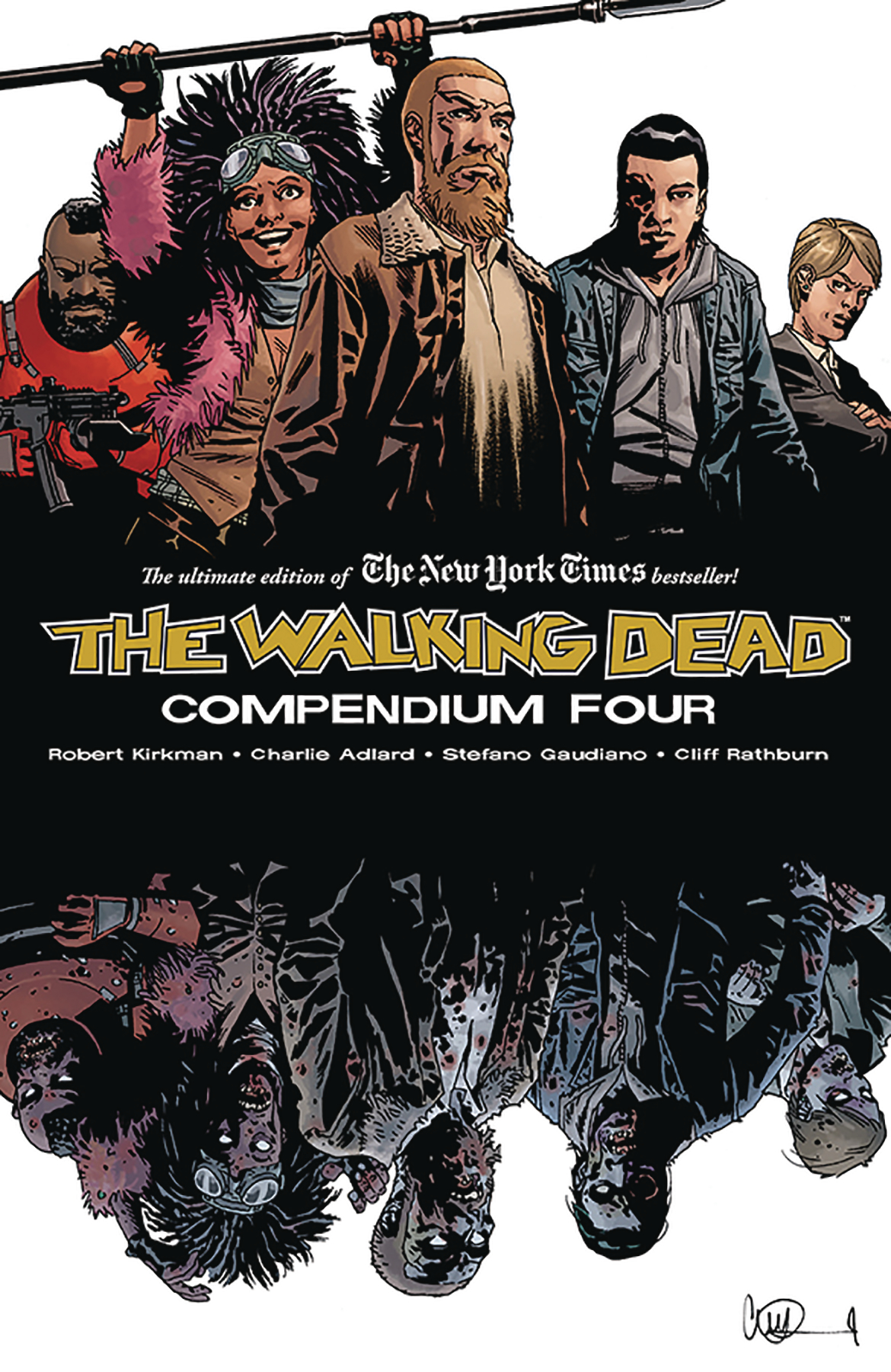 WALKING DEAD COMPENDIUM TP VOL 04