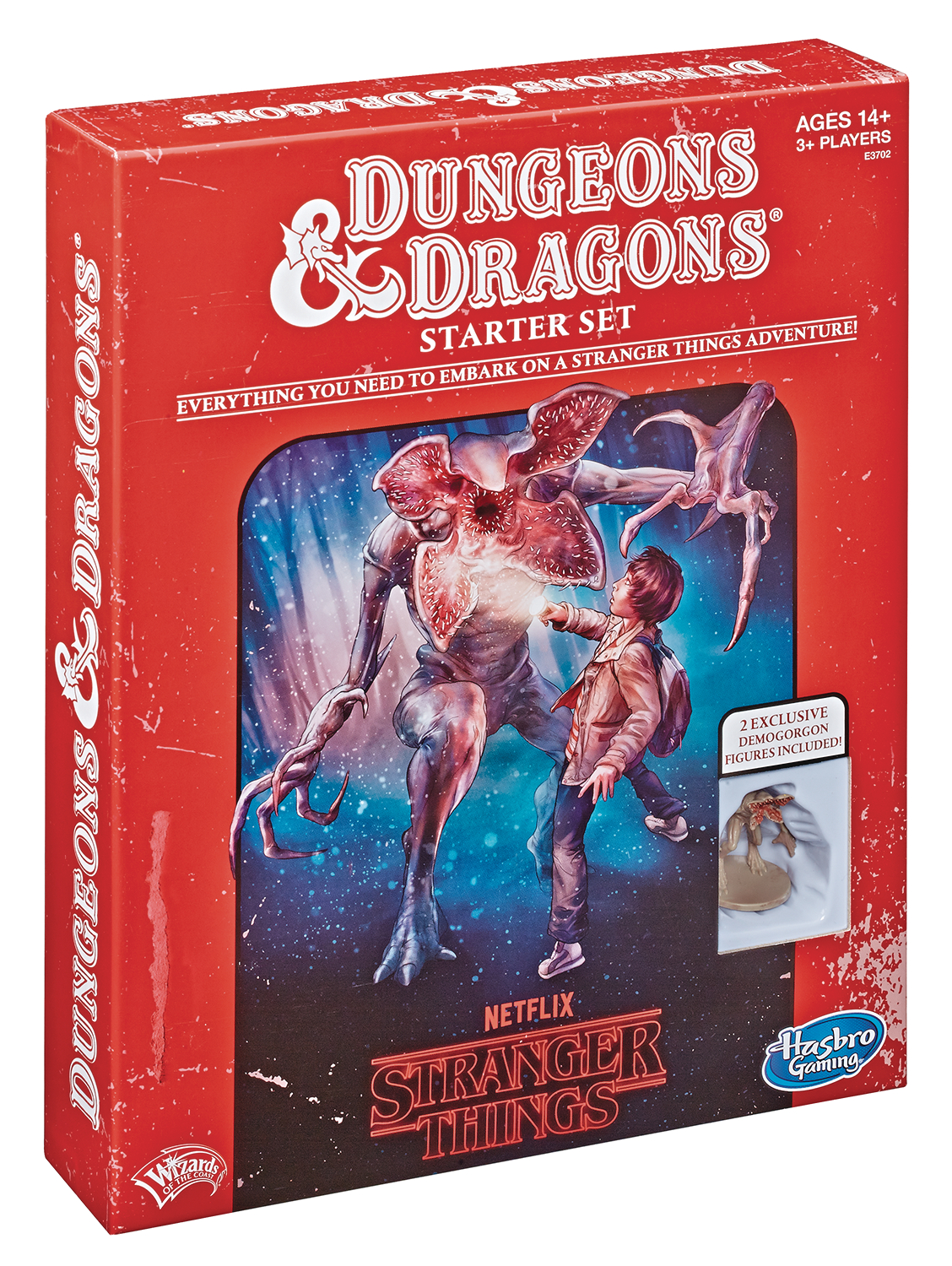 DUNGEONS & DRAGONS STRANGER THINGS EDITION CS