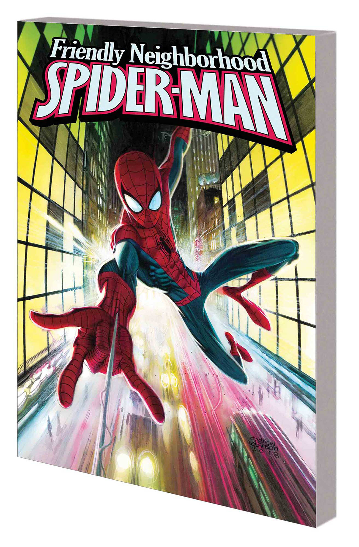 FRIENDLY NEIGHBOURHOOD SPIDER-MAN TP VOL 01 SECRETS AND RUMOUR
