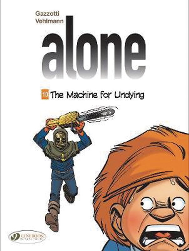 ALONE GN VOL 10
