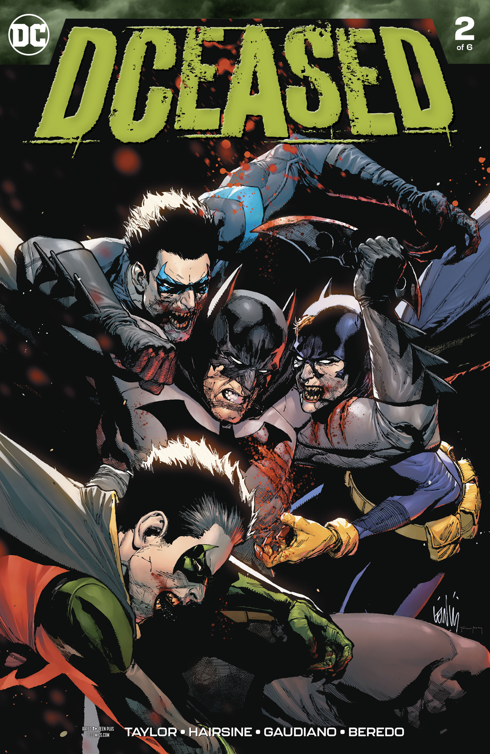 APR190459 - DCEASED #2 (OF 6) - Previews World
