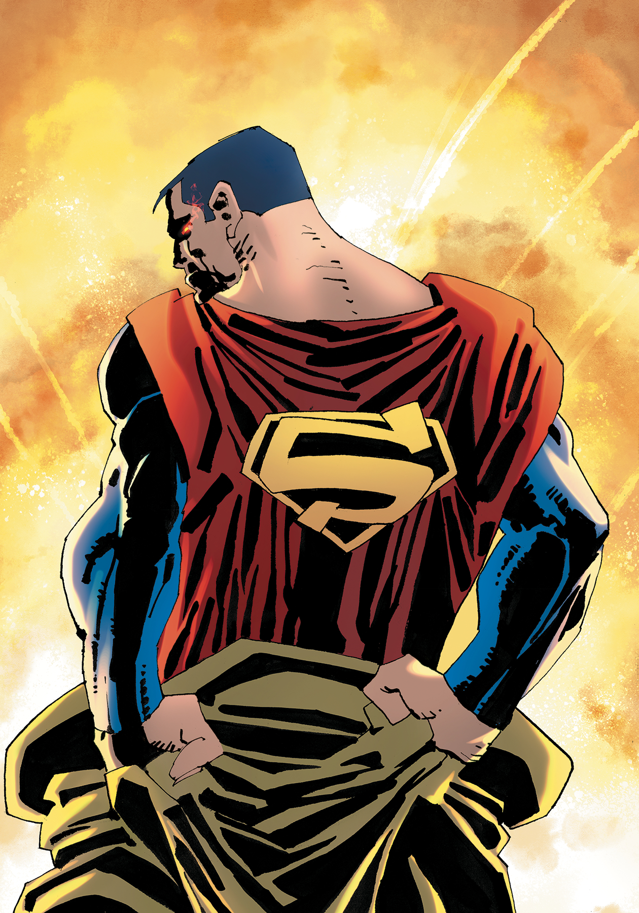 SUPERMAN YEAR ONE #1 (OF 3) MILLER COVER (MR)