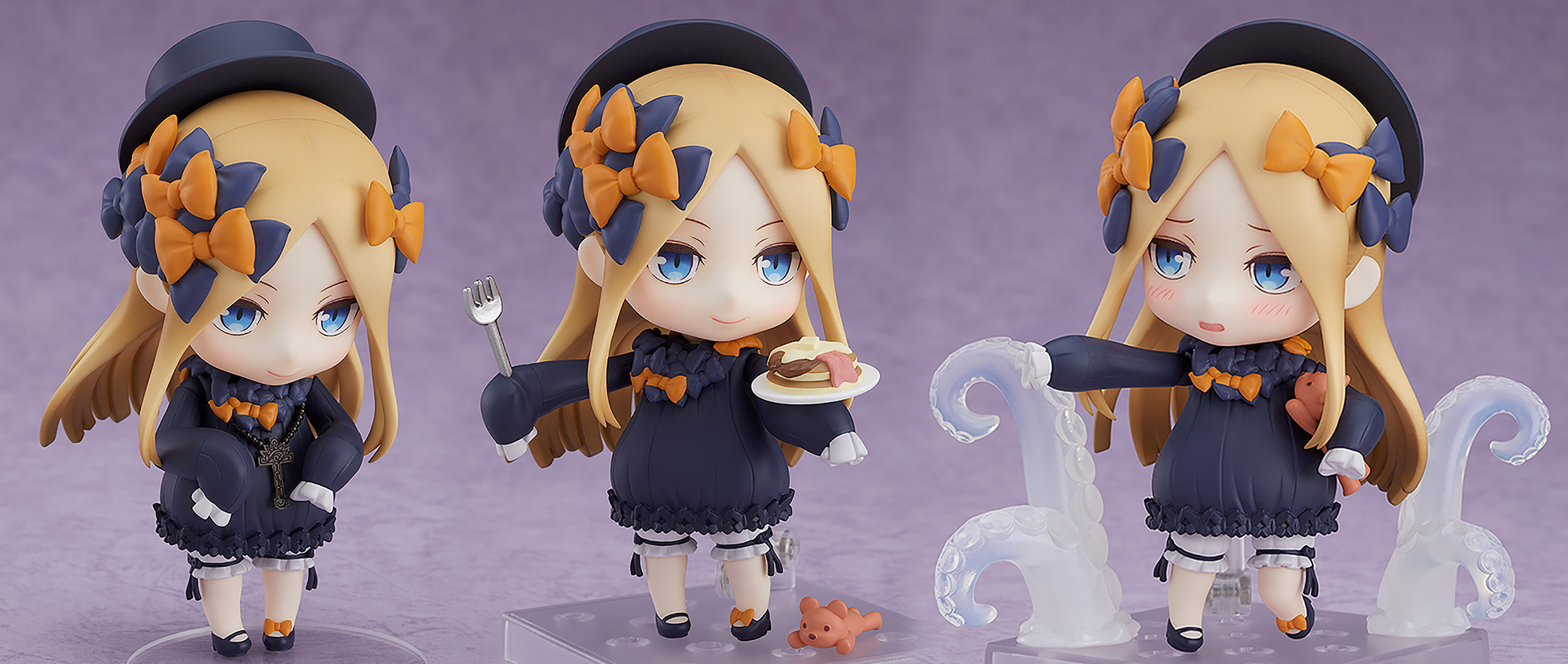 FATE GRAND ORDER FOREIGNER ABIGAIL WILLIAMS NENDOROID AF