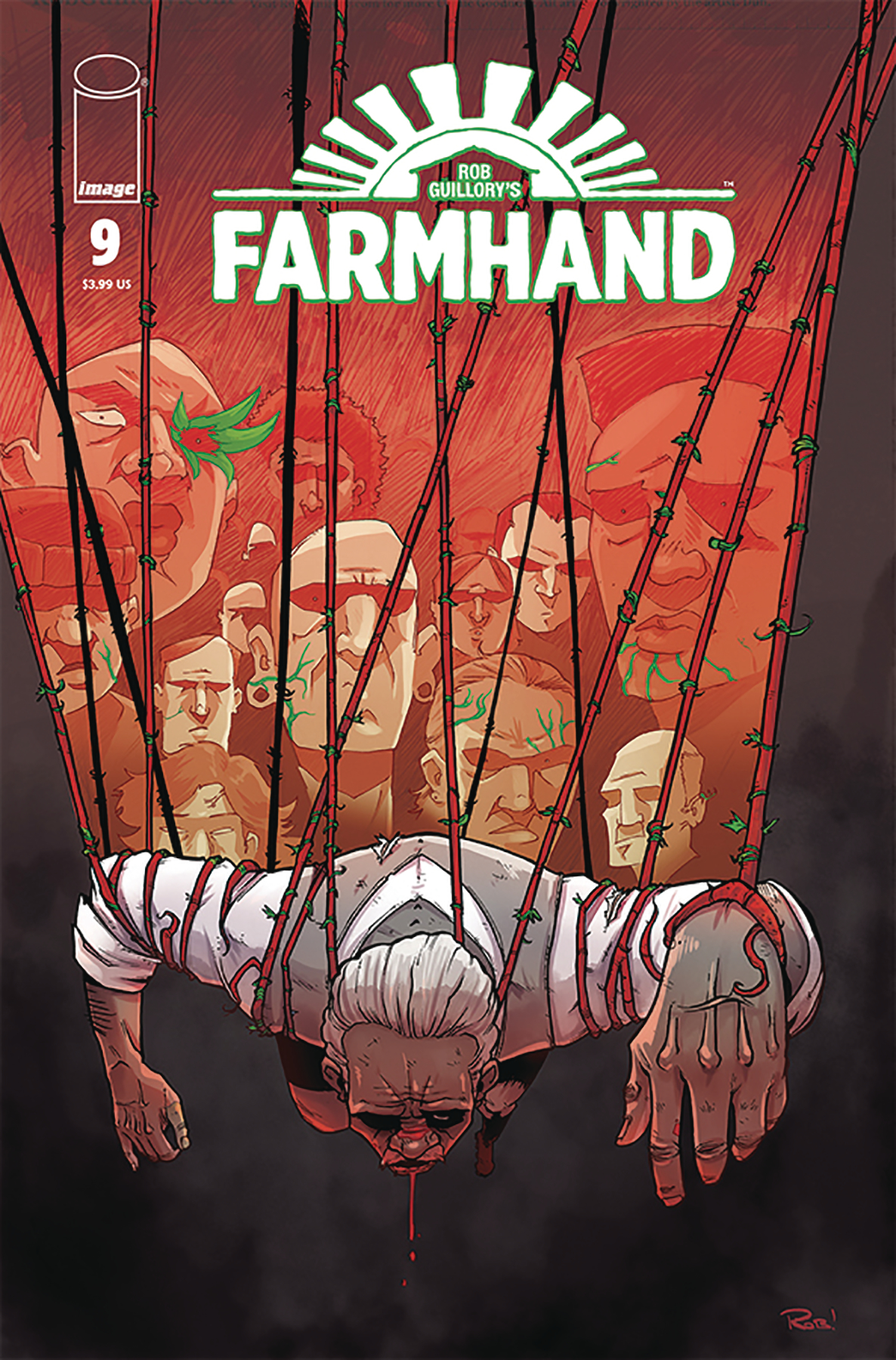 FARMHAND #9 (O/A) (MR)