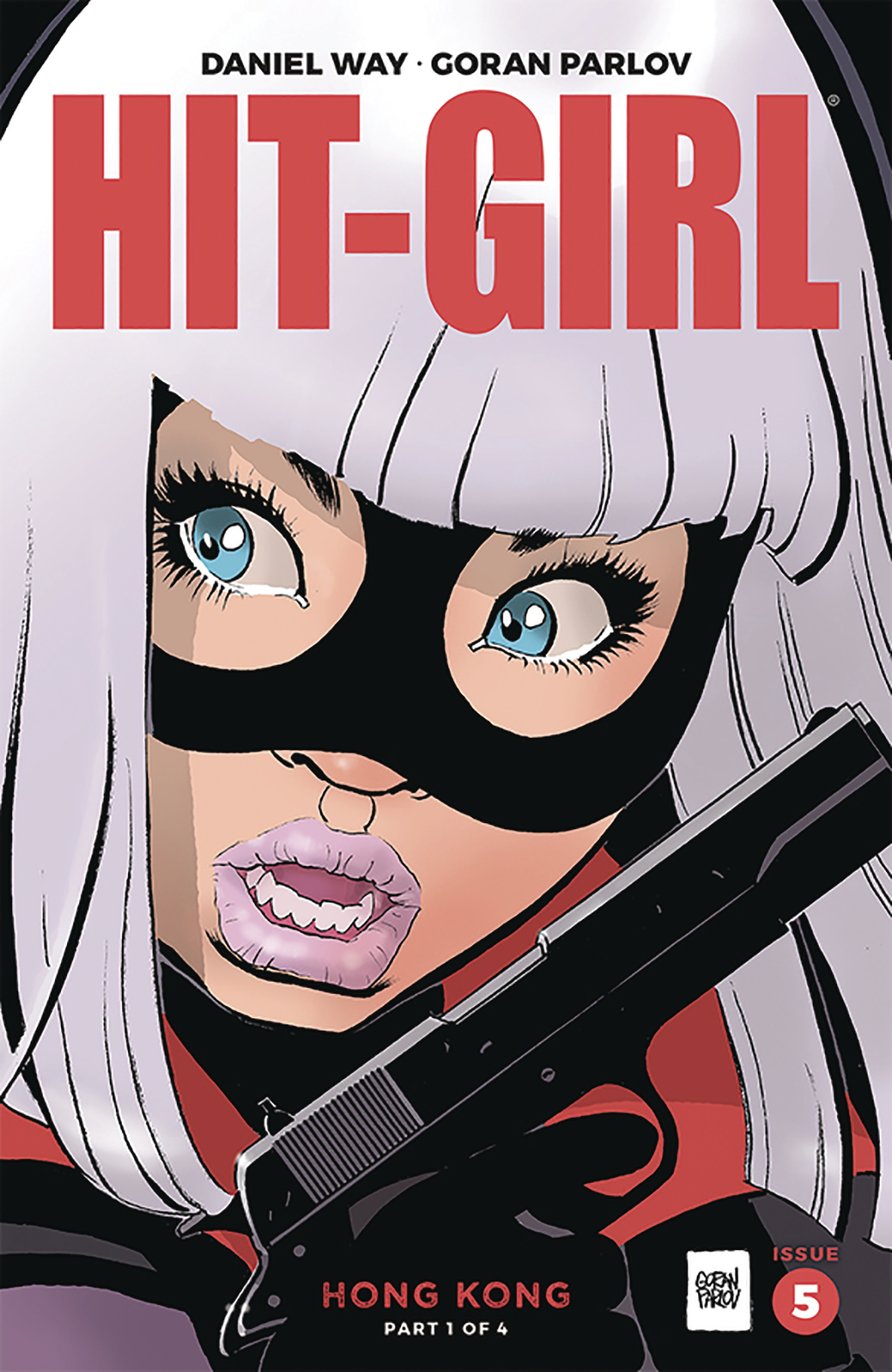 HIT-GIRL SEASON TWO #5 CVR A PARLOV (MR)