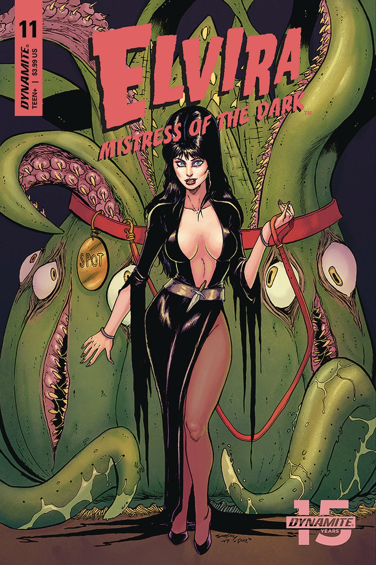 ELVIRA MISTRESS OF DARK #11 CVR A SEELEY