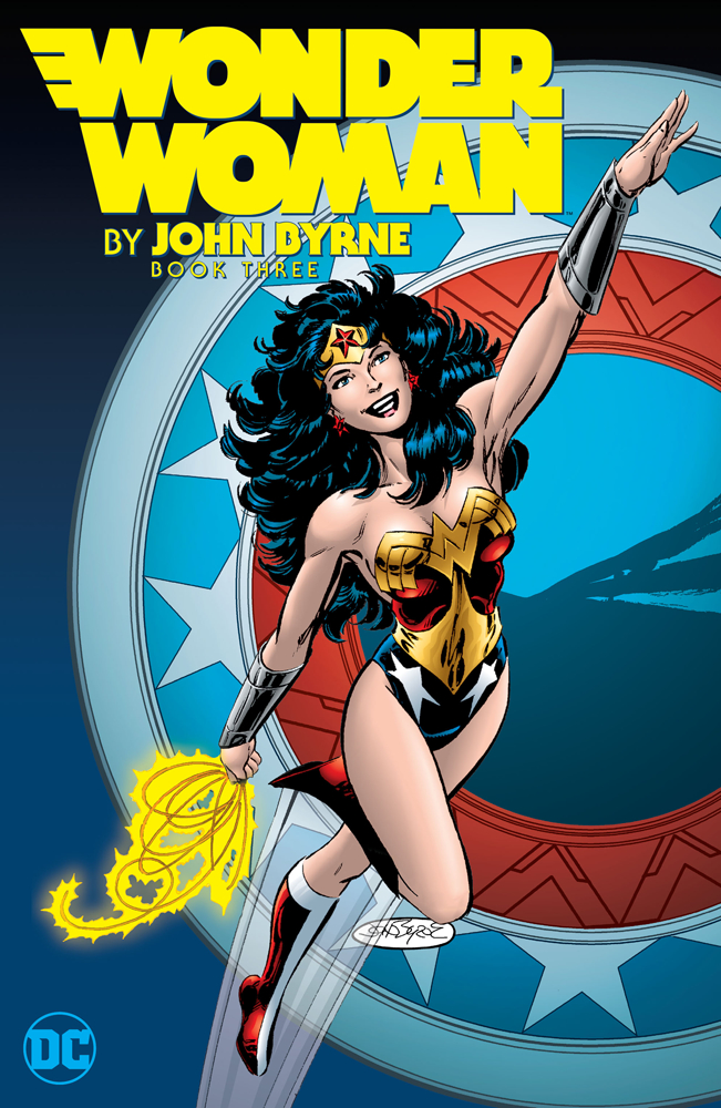 WONDER WOMAN BY JOHN BYRNE HC VOL 03