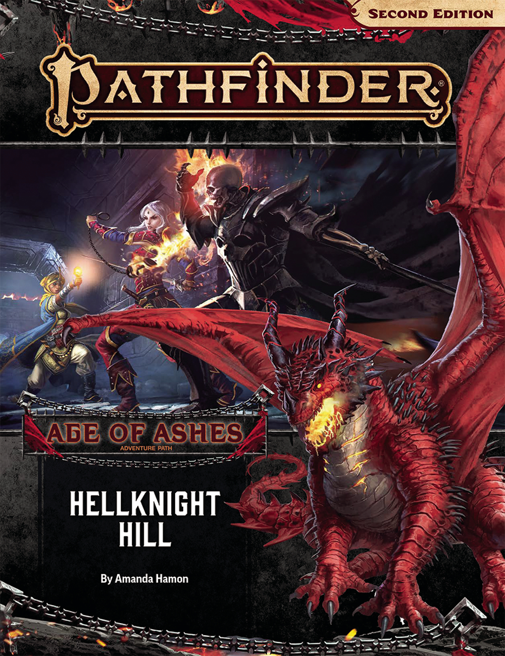 PATHFINDER ADV PATH AGE OF ASHES (P2) VOL 01 (OF 6)