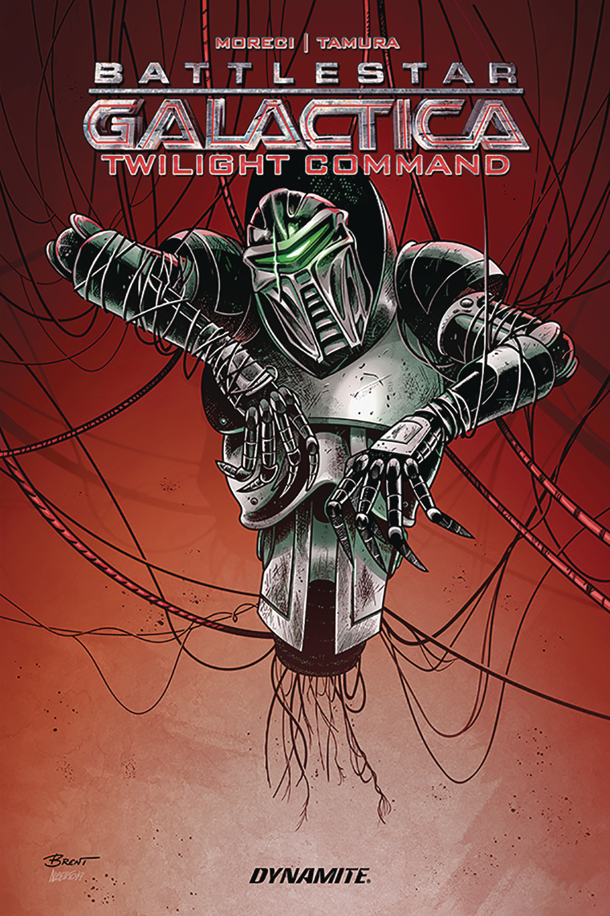 BATTLESTAR GALACTICA TWILIGHT COMMAND TP
