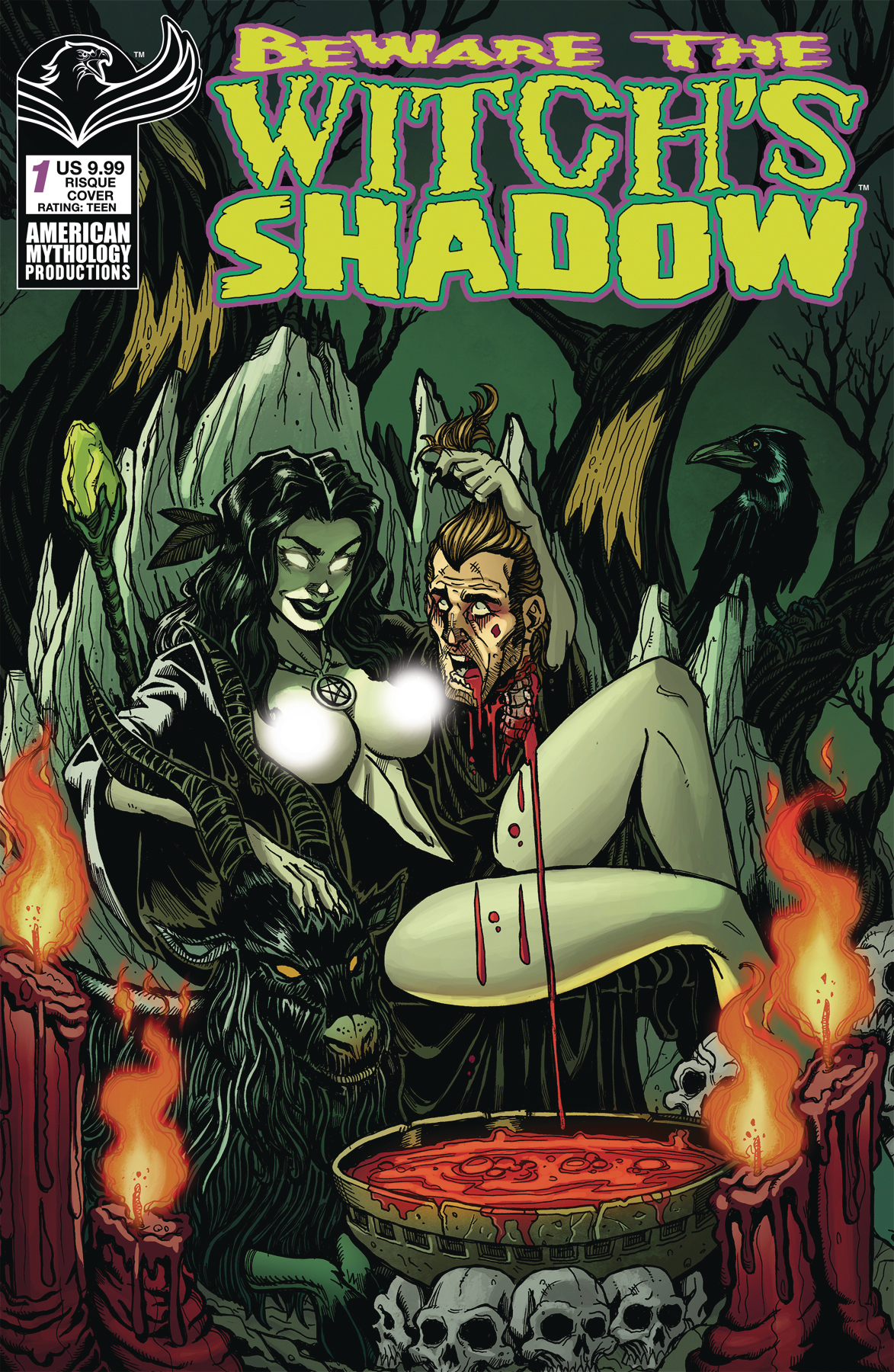 BEWARE THE WITCHS SHADOW #1 CVR C RISQUE (MR)