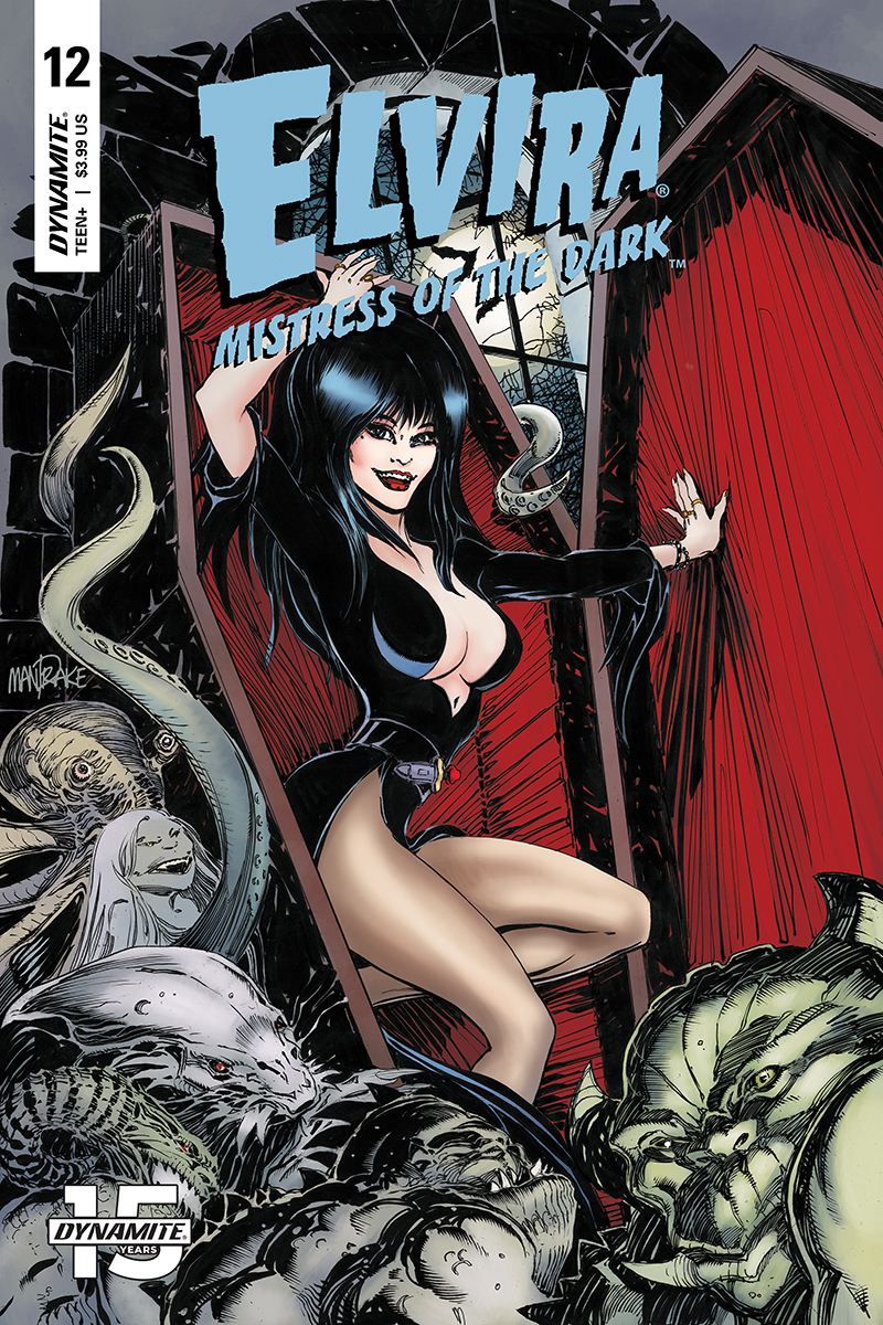 ELVIRA MISTRESS OF DARK #12 CVR A MANDRAKE