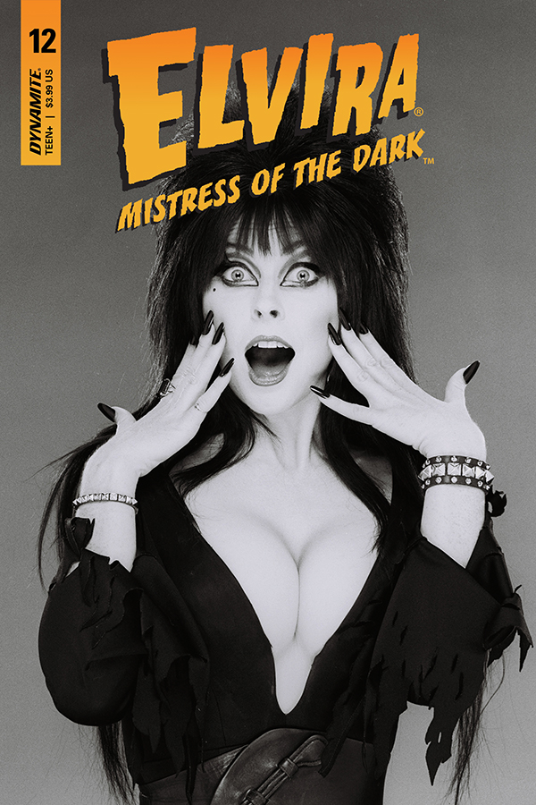 ELVIRA MISTRESS OF DARK #12 CVR D PHOTO