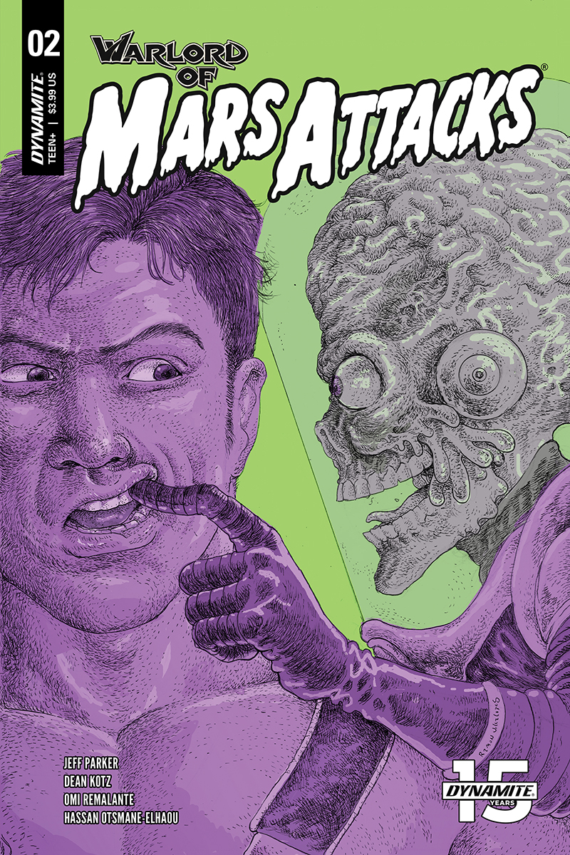 WARLORD OF MARS ATTACKS #2 CVR C VILLALOBOS
