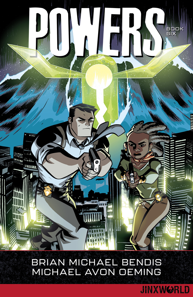POWERS TP BOOK 06 NEW ED (MR)