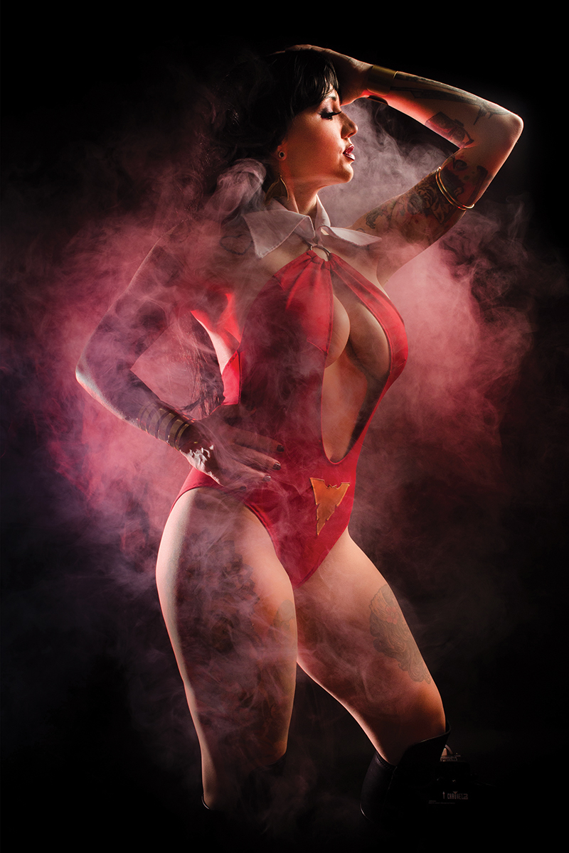 VAMPIRELLA #1 30 COPY COSPLAY VIRGIN INCV