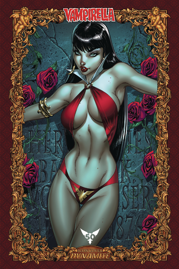 VAMPIRELLA #1 75 COPY CAMPBELL ICON INCV