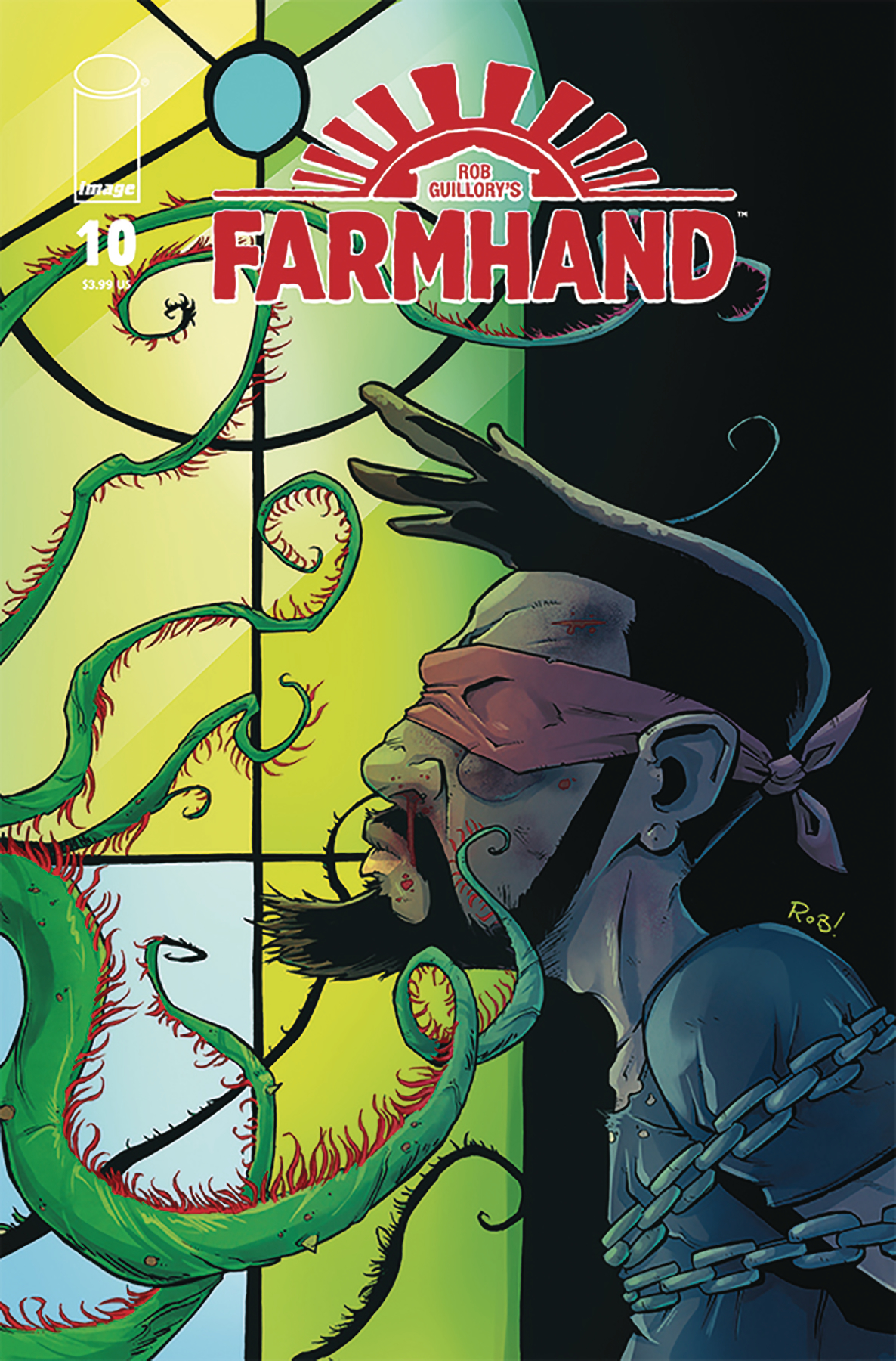 FARMHAND #10 (O/A) (MR)