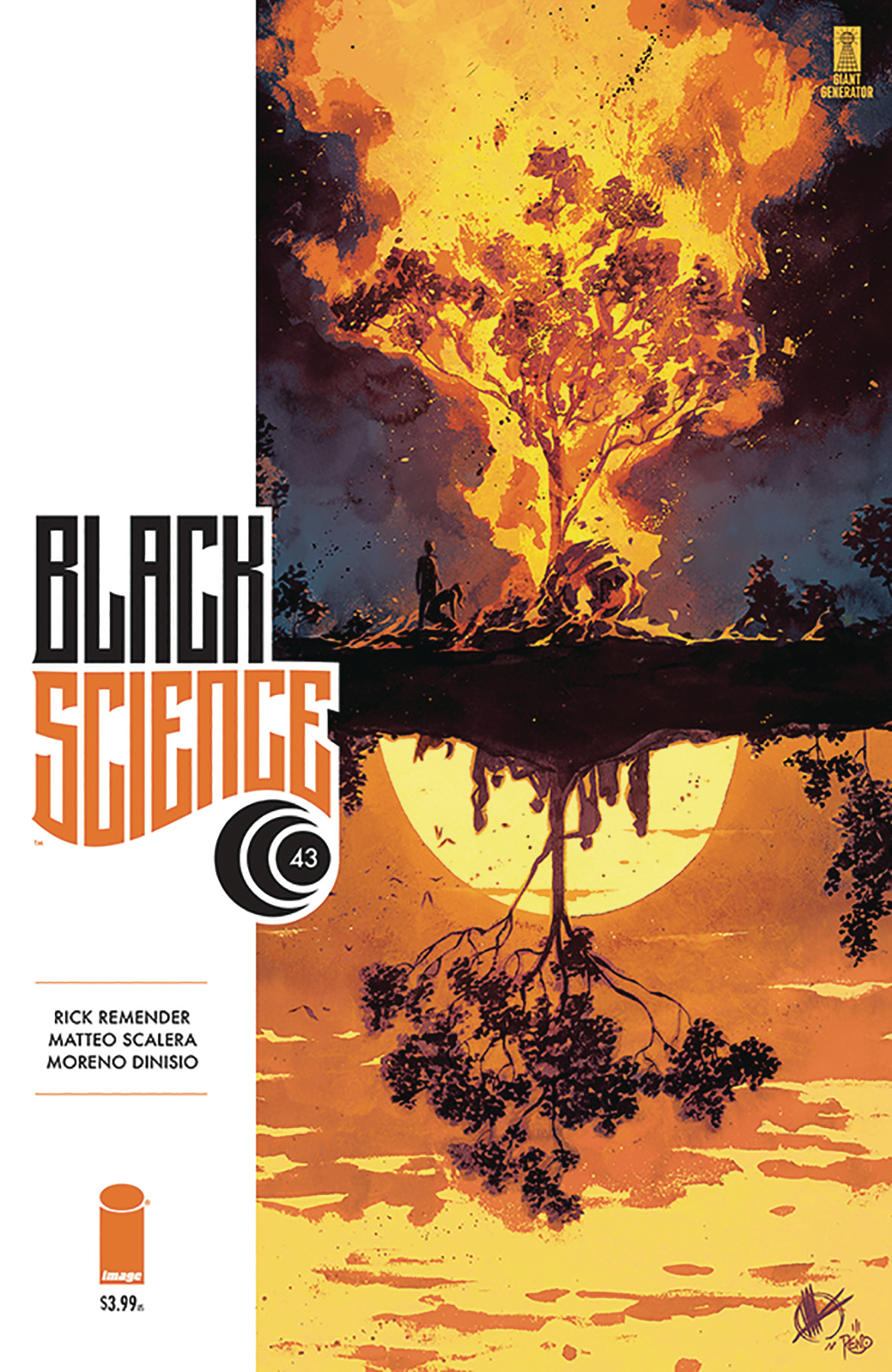 BLACK SCIENCE #43 CVR A SCALERA (MR)