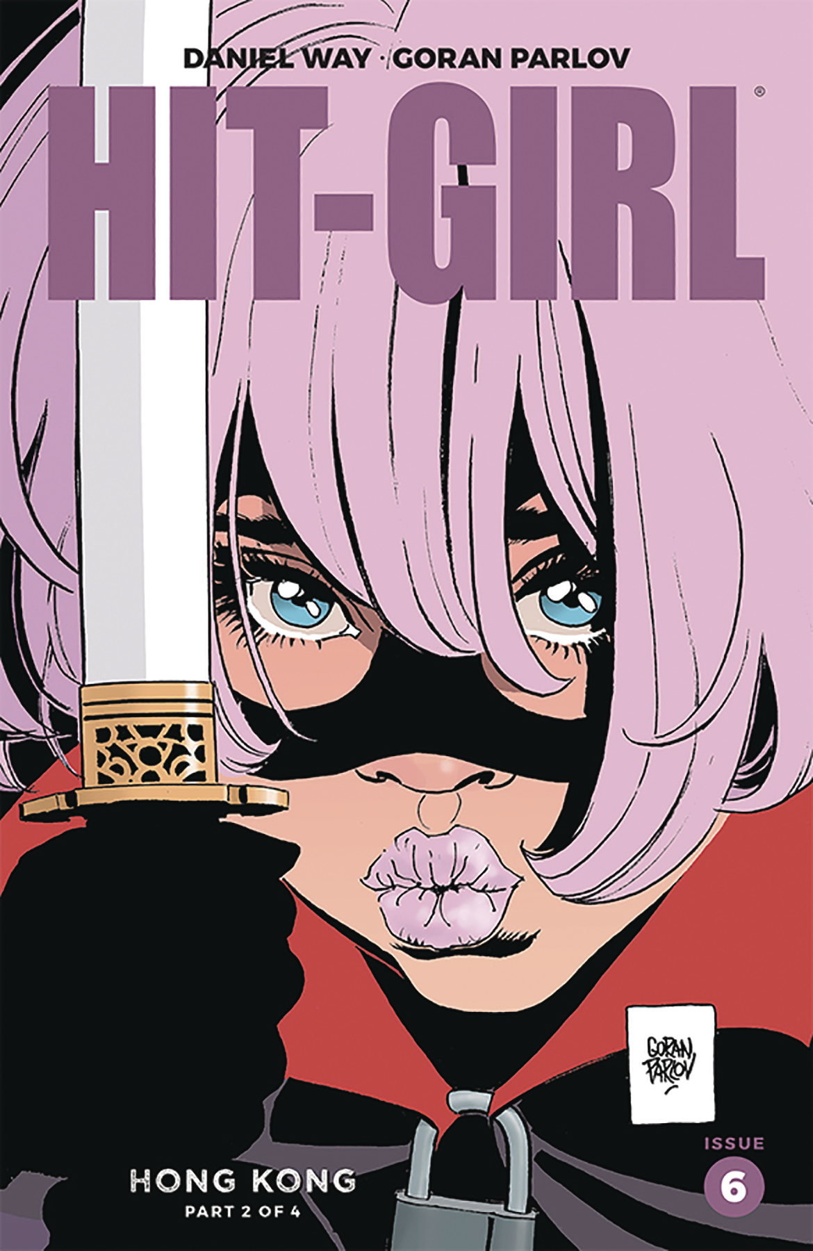HIT-GIRL SEASON TWO #6 CVR A PARLOV (MR)