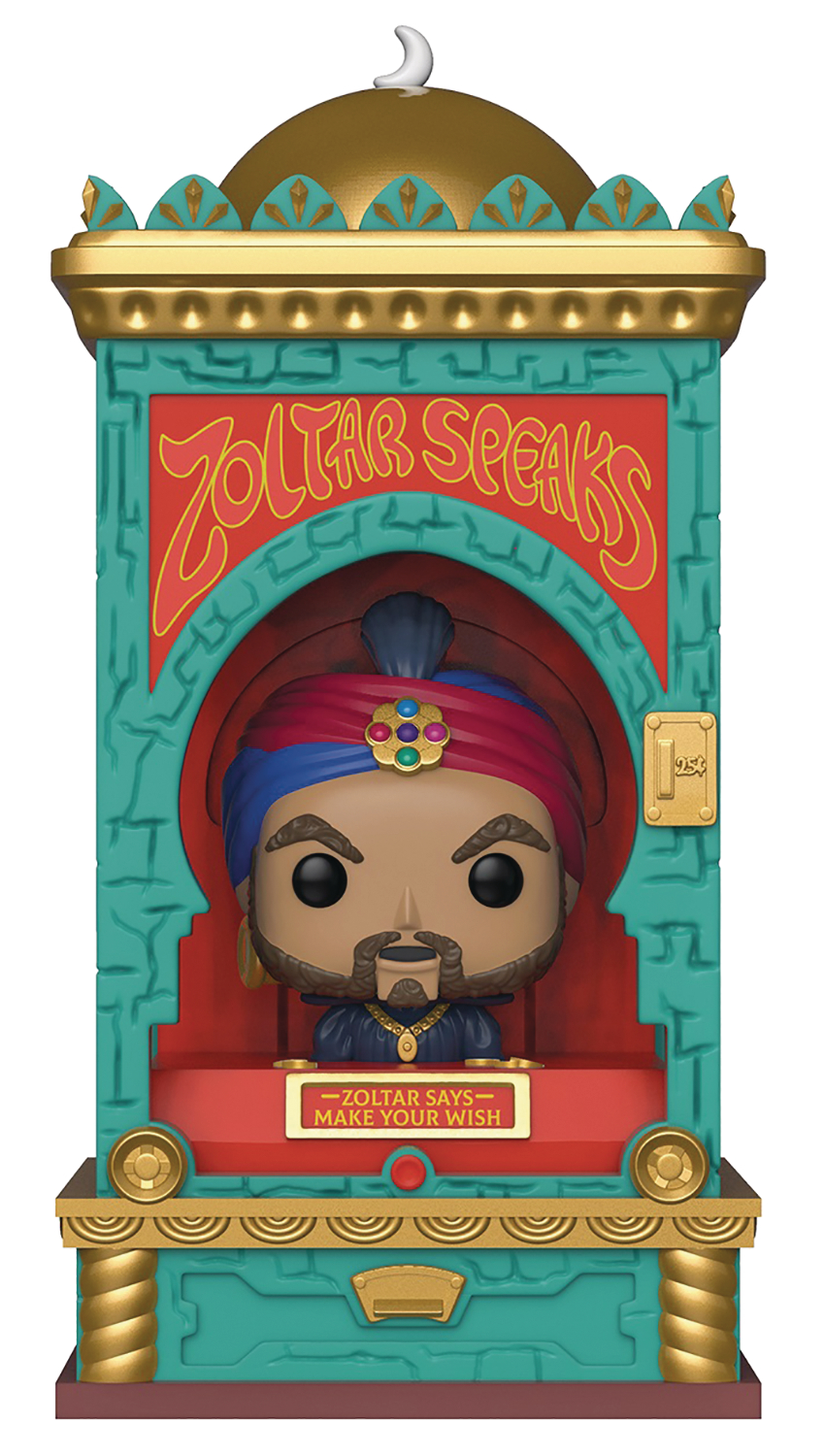 POP MOVIES BIG ZOLTAR VINYL FIGURE