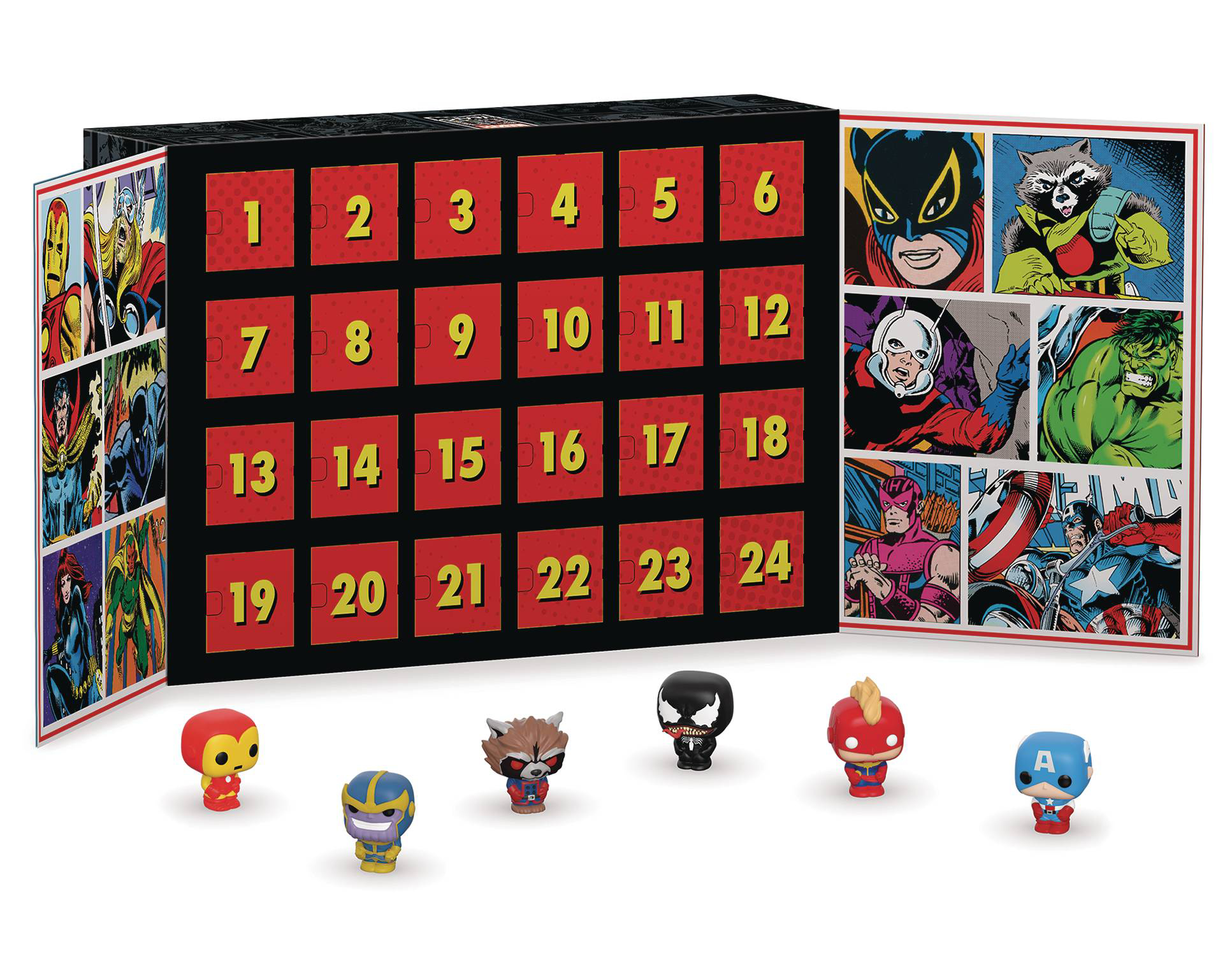 POCKET POP MARVEL 2019 ADVENT CALENDAR