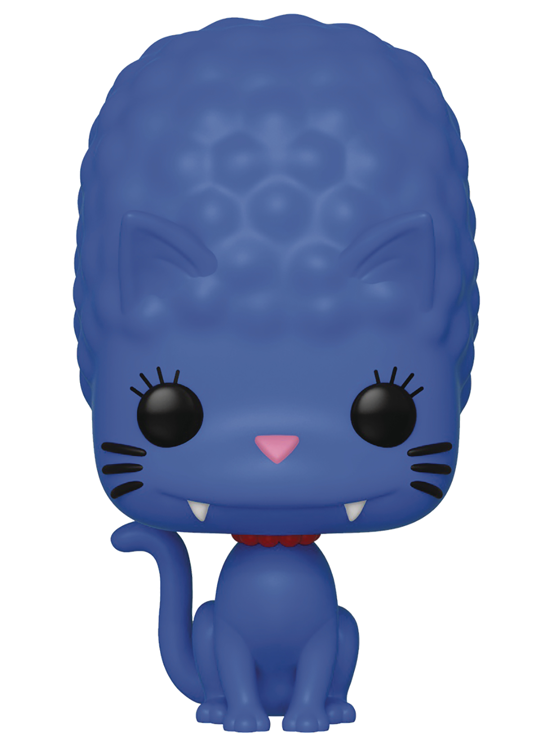 POP ANIMATION SIMPSONS MARGE AS CAT VIN FIG
