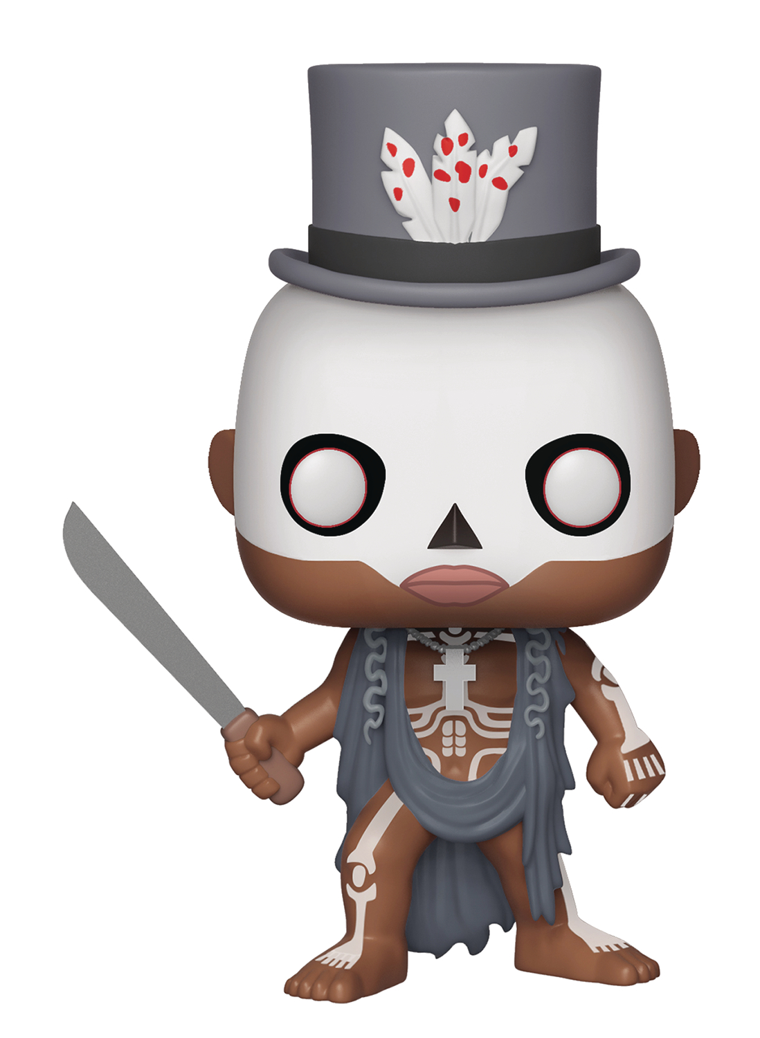 POP MOVIES JAMES BOND BARON SAMEDI VIN FIG