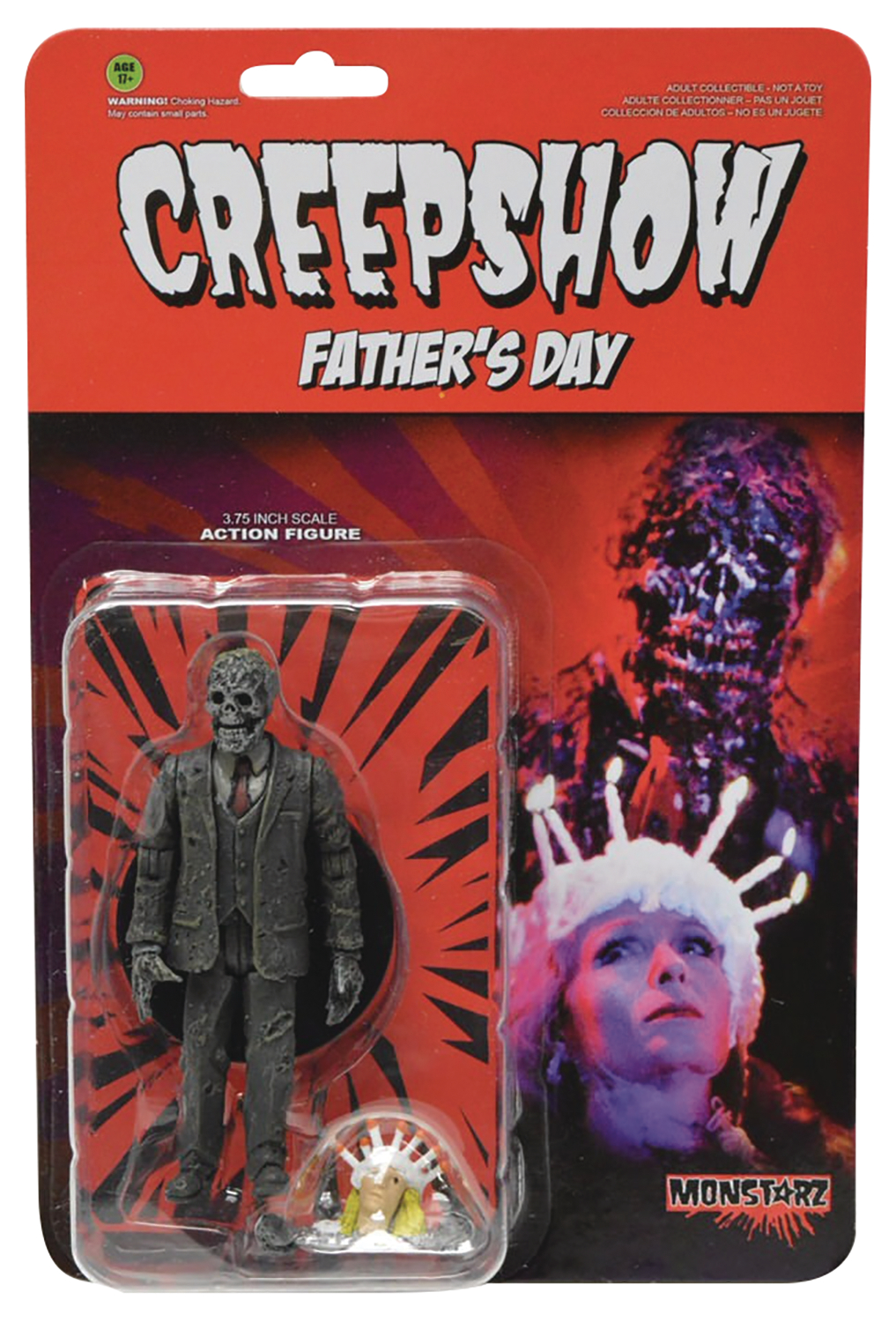 CREEPSHOW FATHERS DAY 3-3/4IN RETRO AF