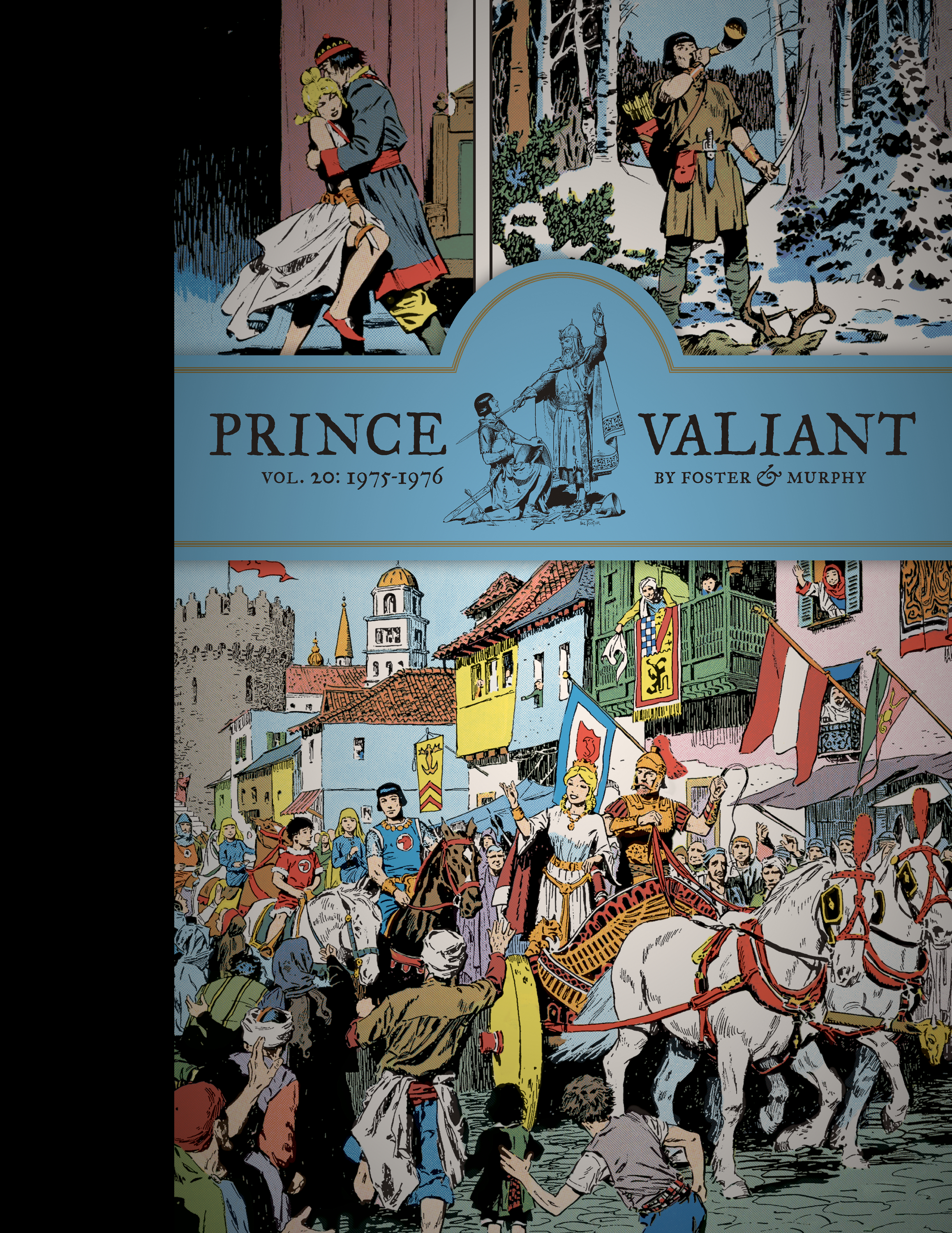 PRINCE VALIANT HC VOL 20 1975-1976