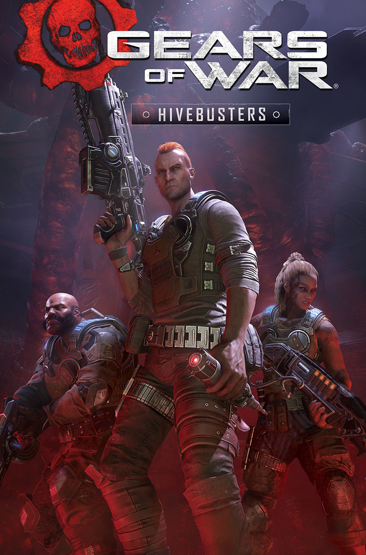 GEARS OF WAR HIVEBUSTERS TP