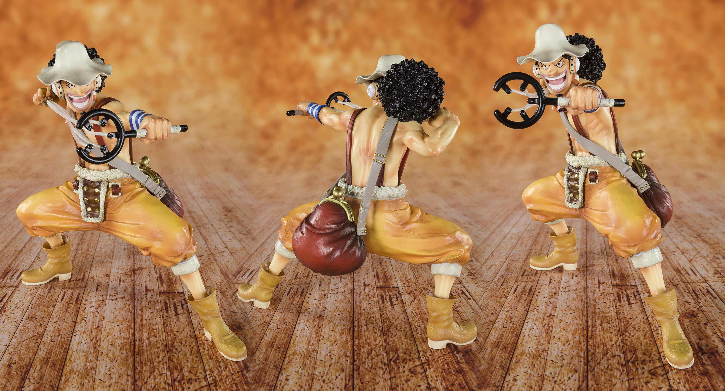 ONE PIECE KING OF SNIPERS USOPP FIGUARTS ZERO AF