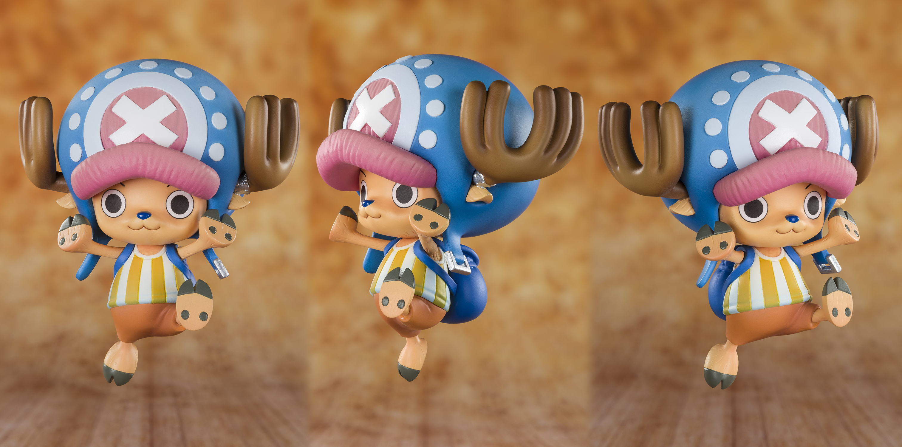 ONE PIECE COTTON CANDY LOVER CHOPPER FIGUARTS ZERO AF