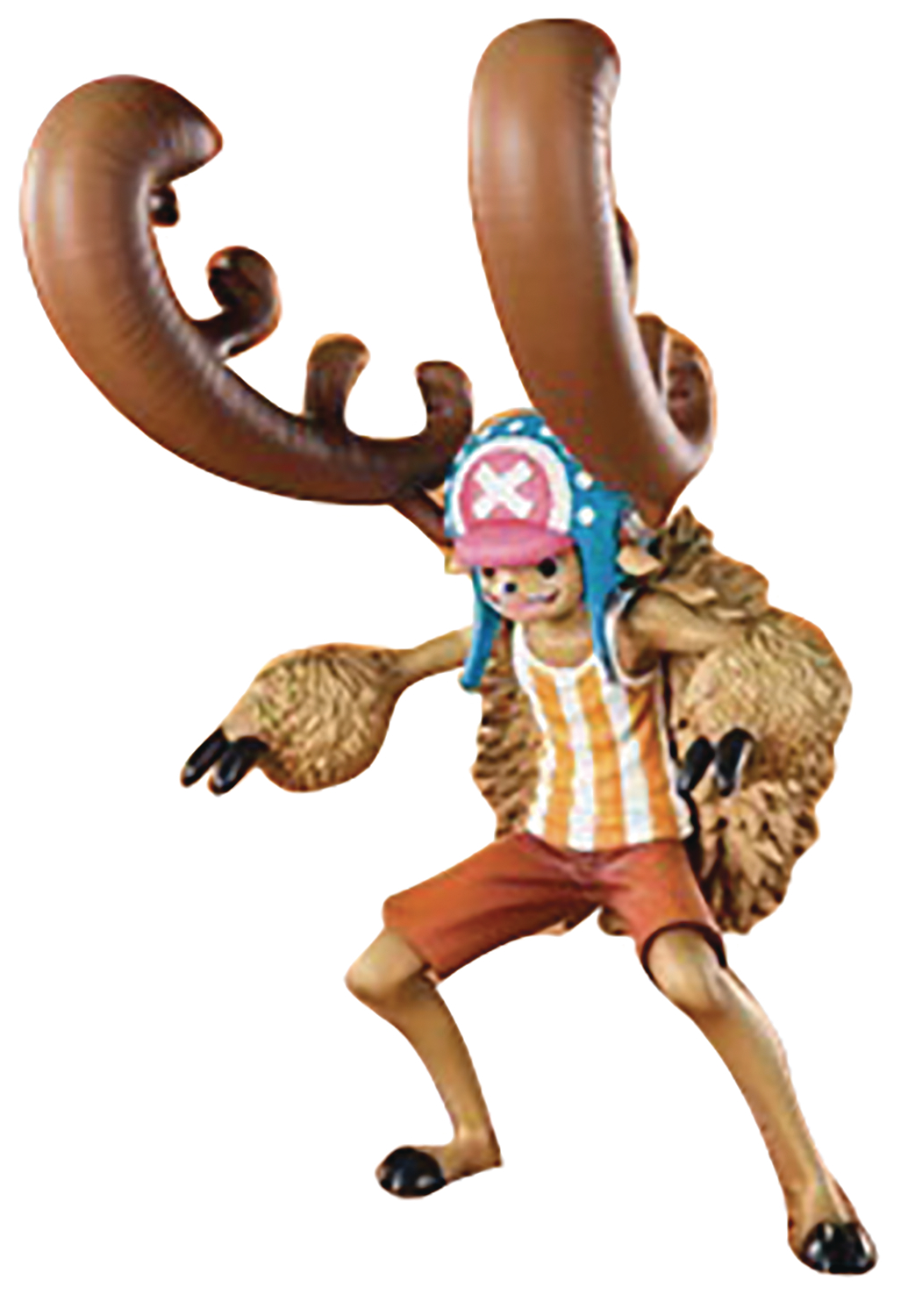 ONE PIECE COTTON CANDY LOVER CHOPPER FIGUARTS ZERO AF HORN V
