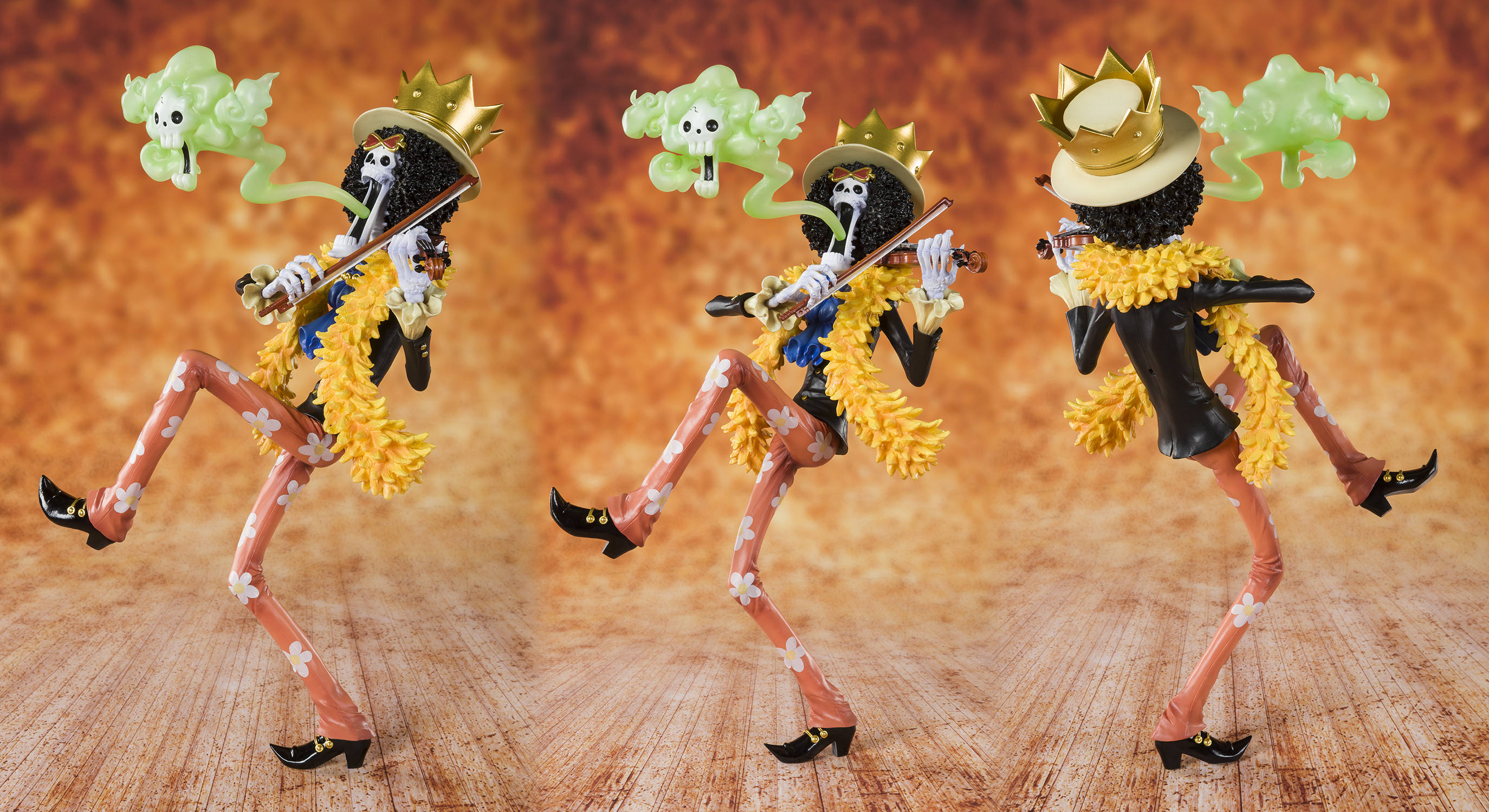 ONE PIECE HUMMING BROOK FIGUARTS ZERO AF