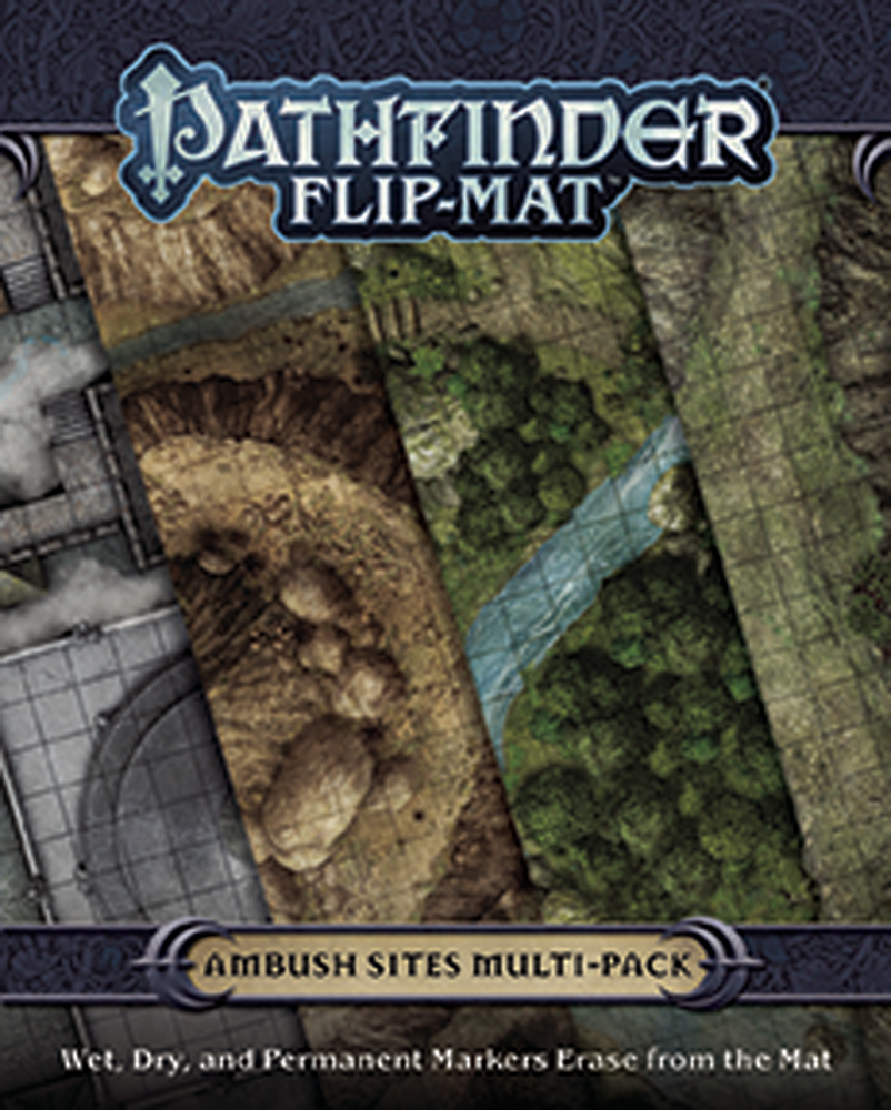 PATHFINDER FLIP MAT MULTI PACK AMBUSH SITES