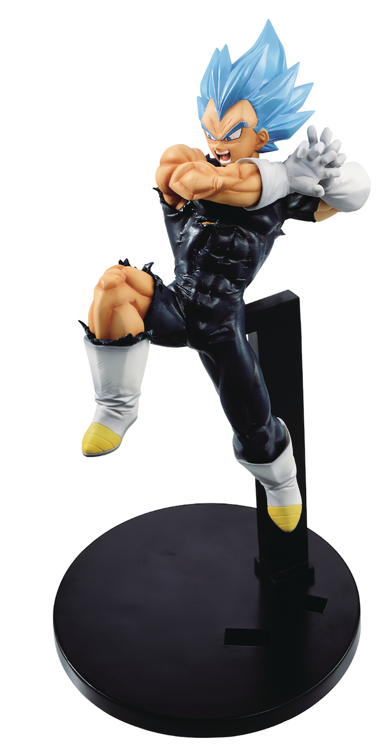 DRAGONBALL SUPER TAG FIGHTERS VEGETA FIG