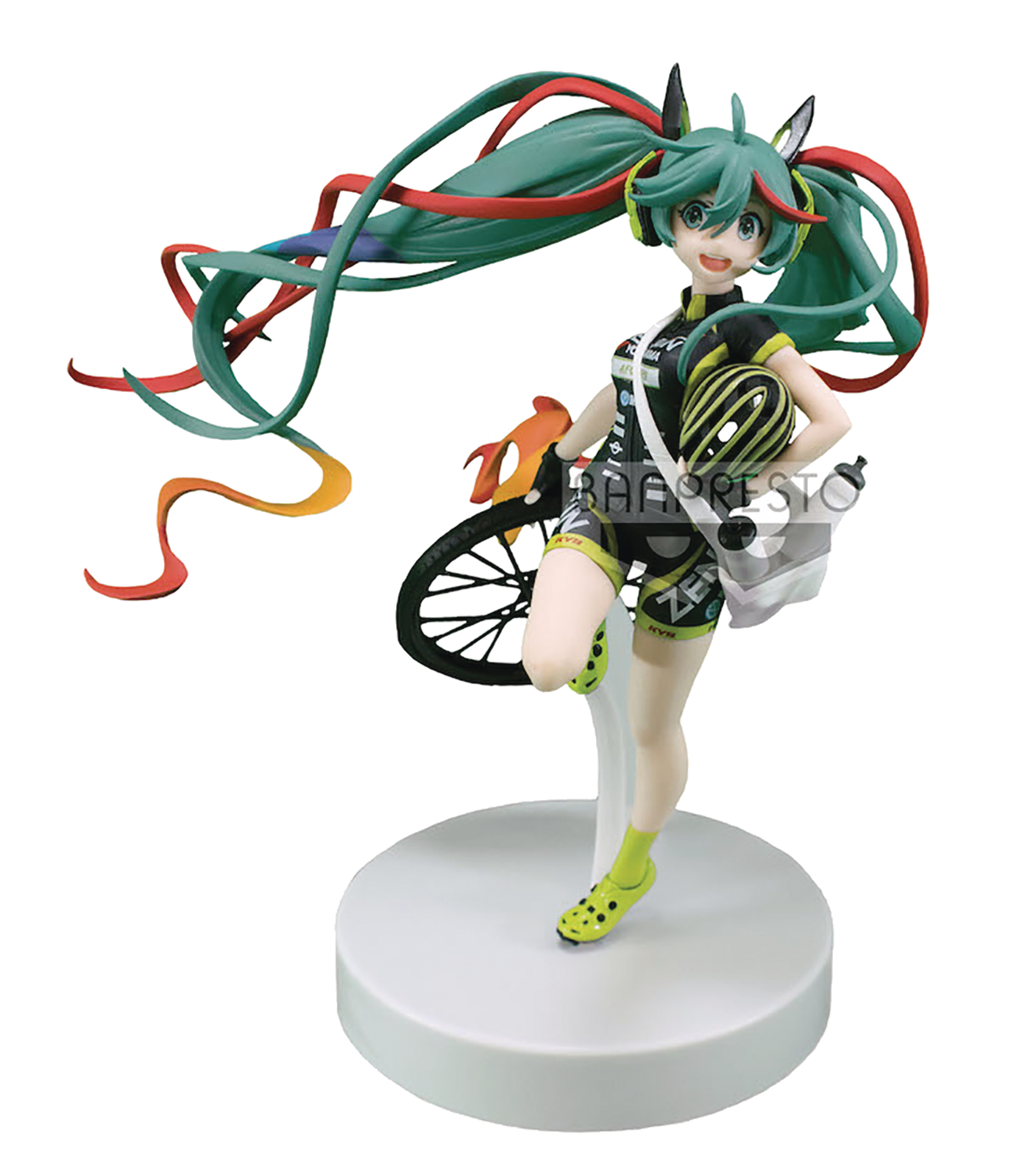 HATSUNE MIKU RACING RACING MIKU 2016 TEAM UKYO CHEERING FIG