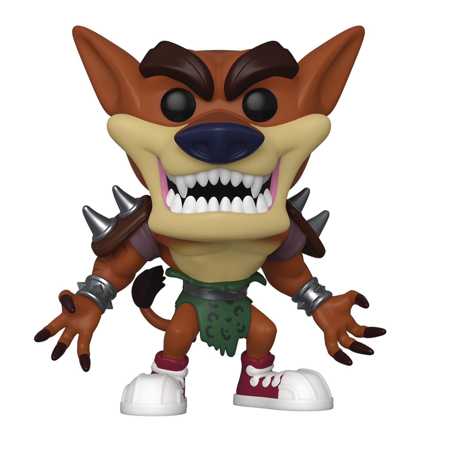 POP GAMES CRASH BANDICOOT S3 TINY TIGER VIN FIG