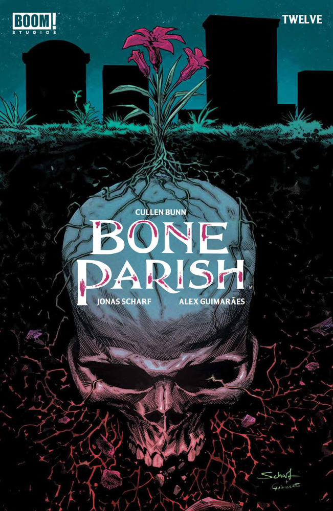 BONE PARISH #12 (OF 12)