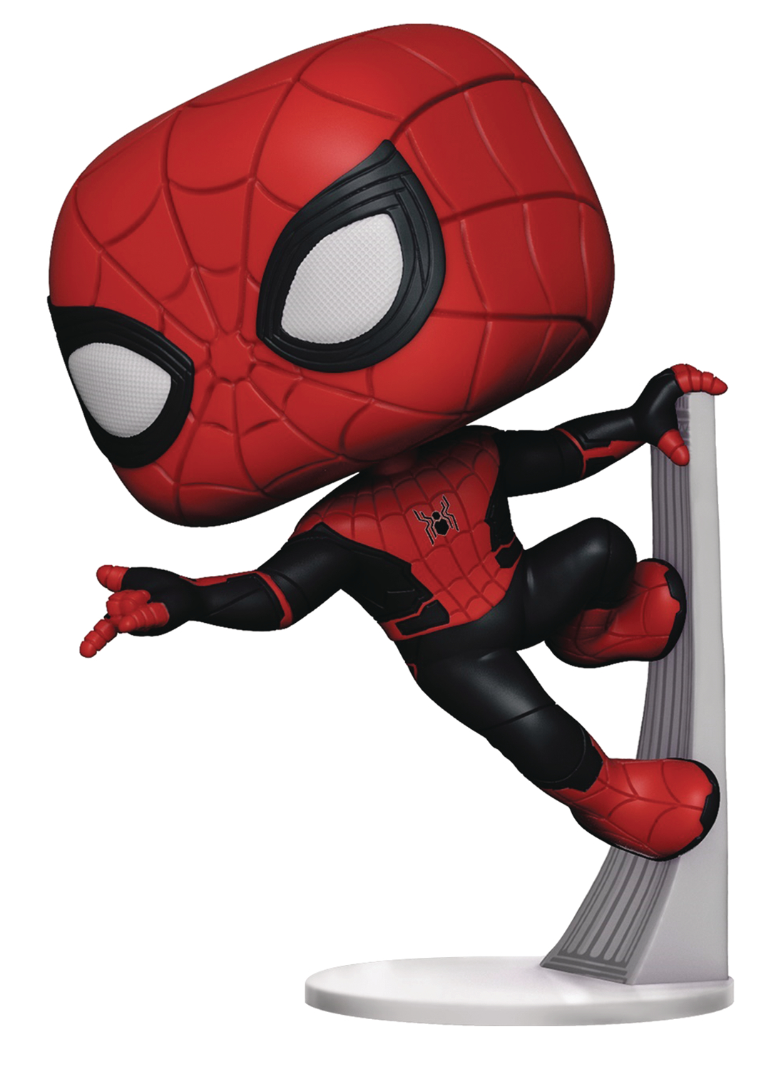 POP MARVEL SPIDER-MAN FAR FROM HOME UPGRADED SUIT VIN FIG (C