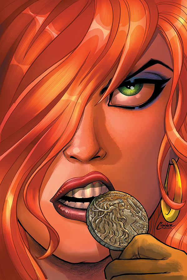 RED SONJA #7 CONNER VIRGIN CVR