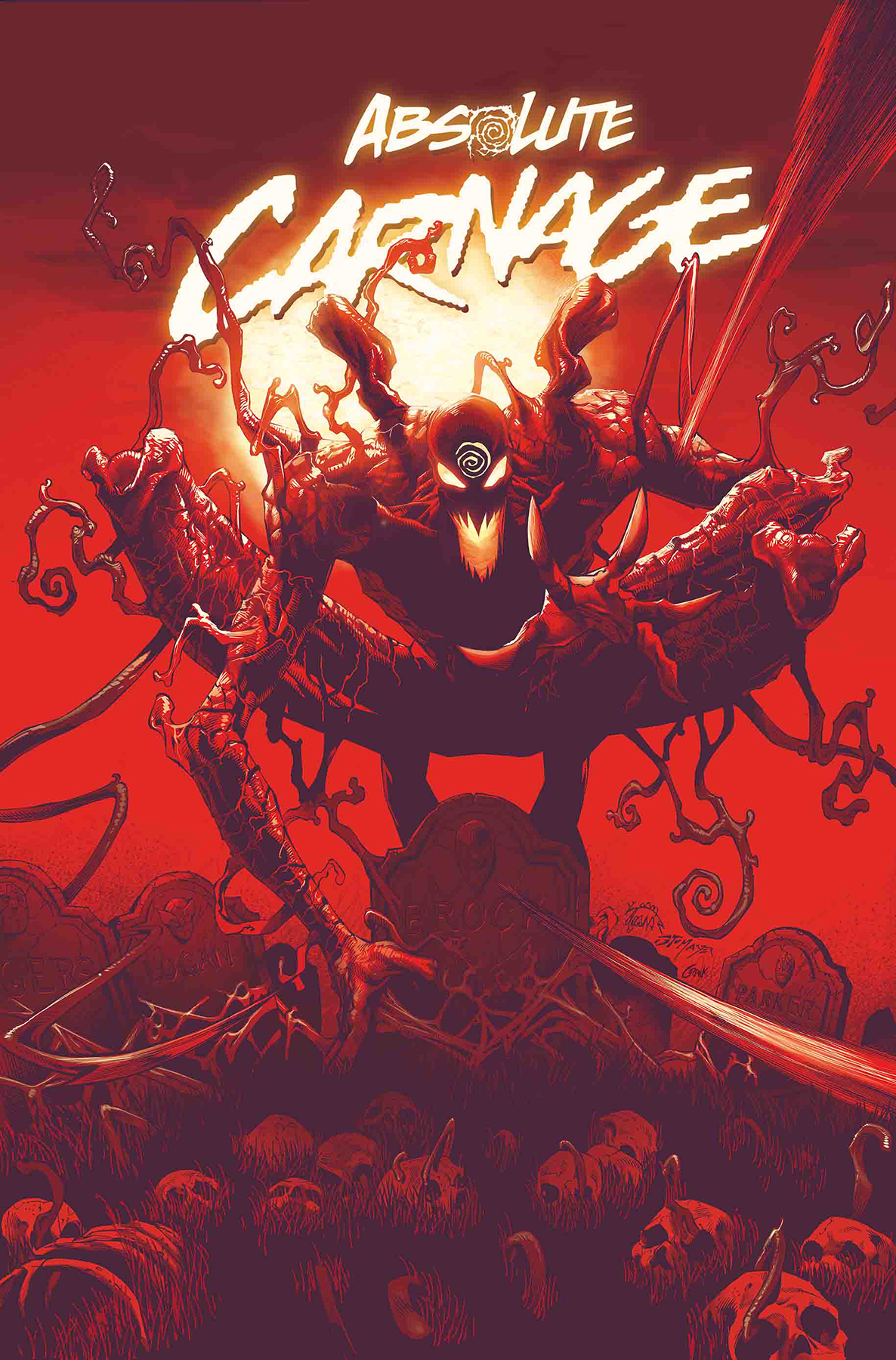 JUN190761 - ABSOLUTE CARNAGE #1 (OF 5) AC - Previews World