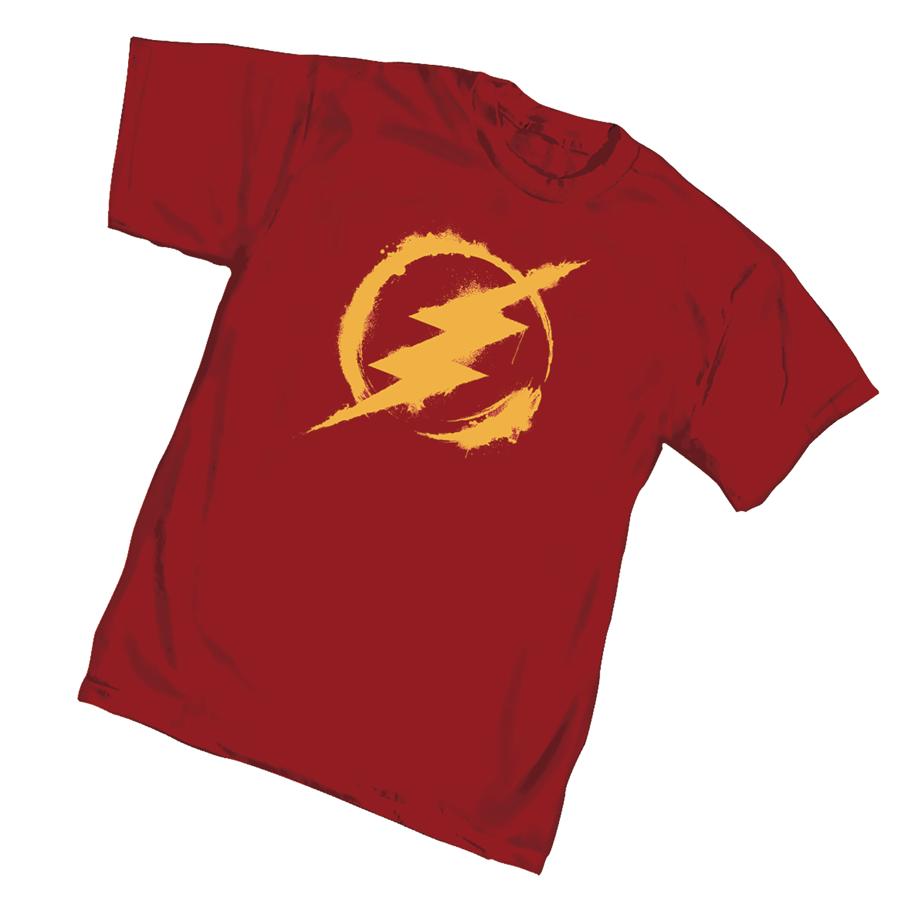 THE FLASH YEAR ONE SYMBOL T/S LG
