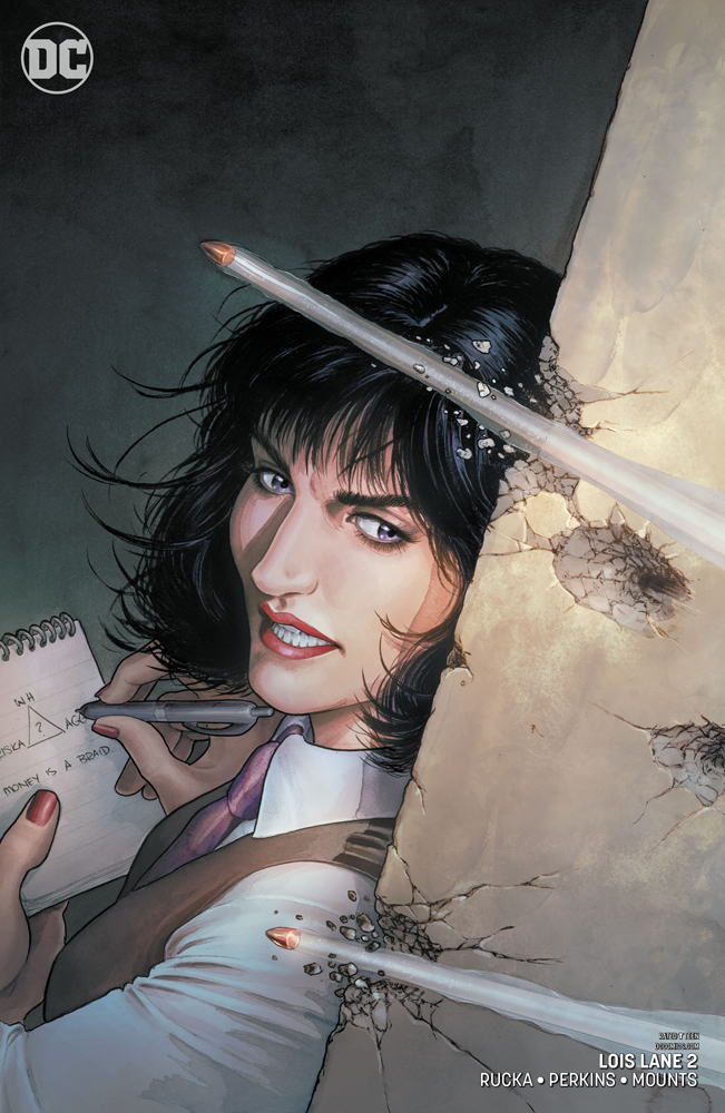 LOIS LANE #2 (OF 12) VAR ED